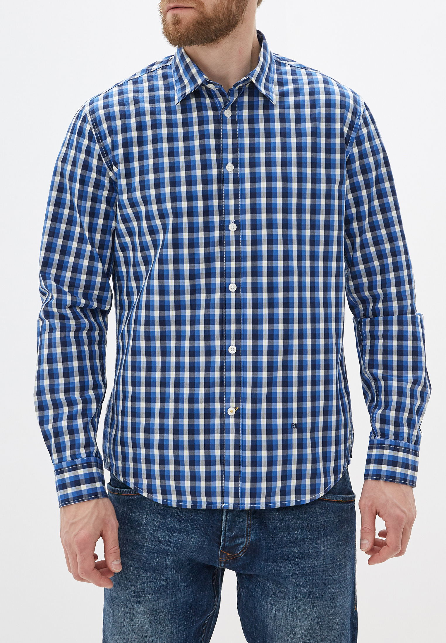 Рубашка с длинным рукавом Pepe Jeans (Пепе Джинс) PM306118