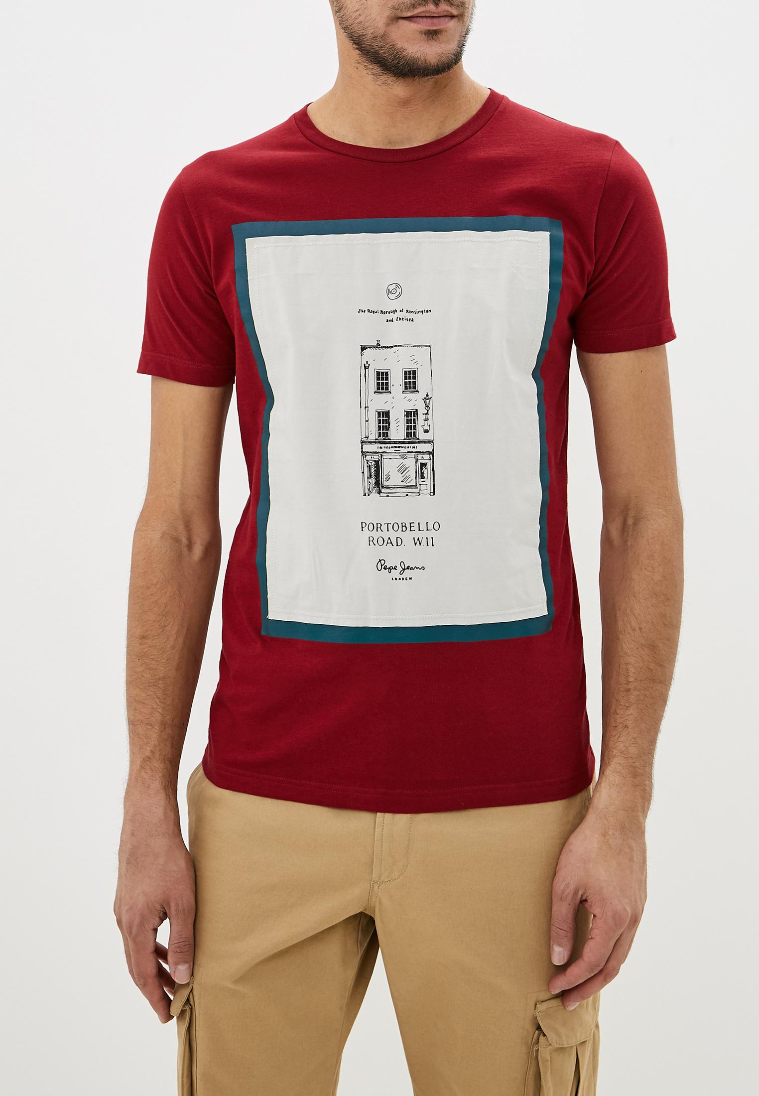 Футболка с коротким рукавом Pepe Jeans (Пепе Джинс) PM506818