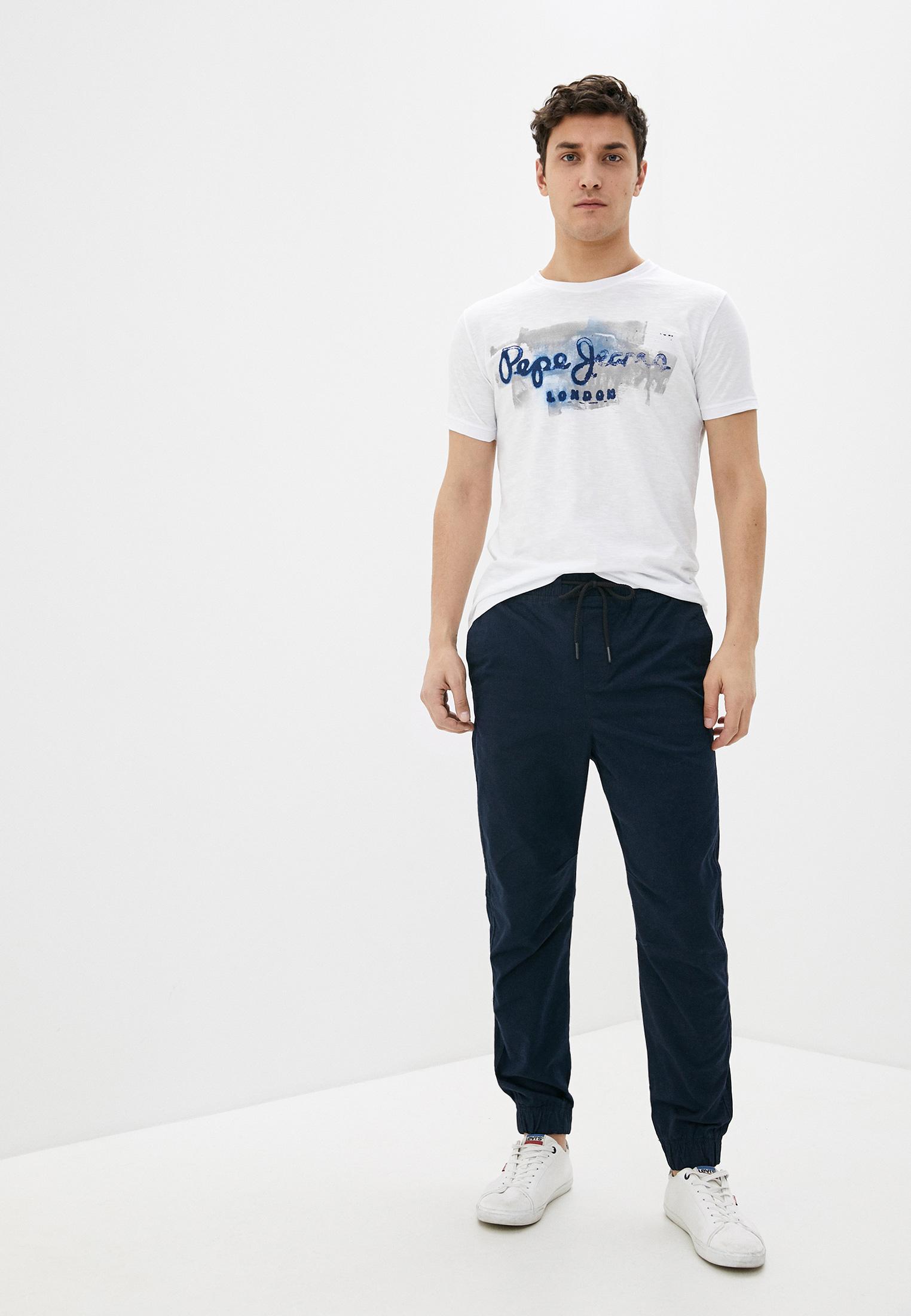 Футболка с коротким рукавом Pepe Jeans (Пепе Джинс) PM503213: изображение 2