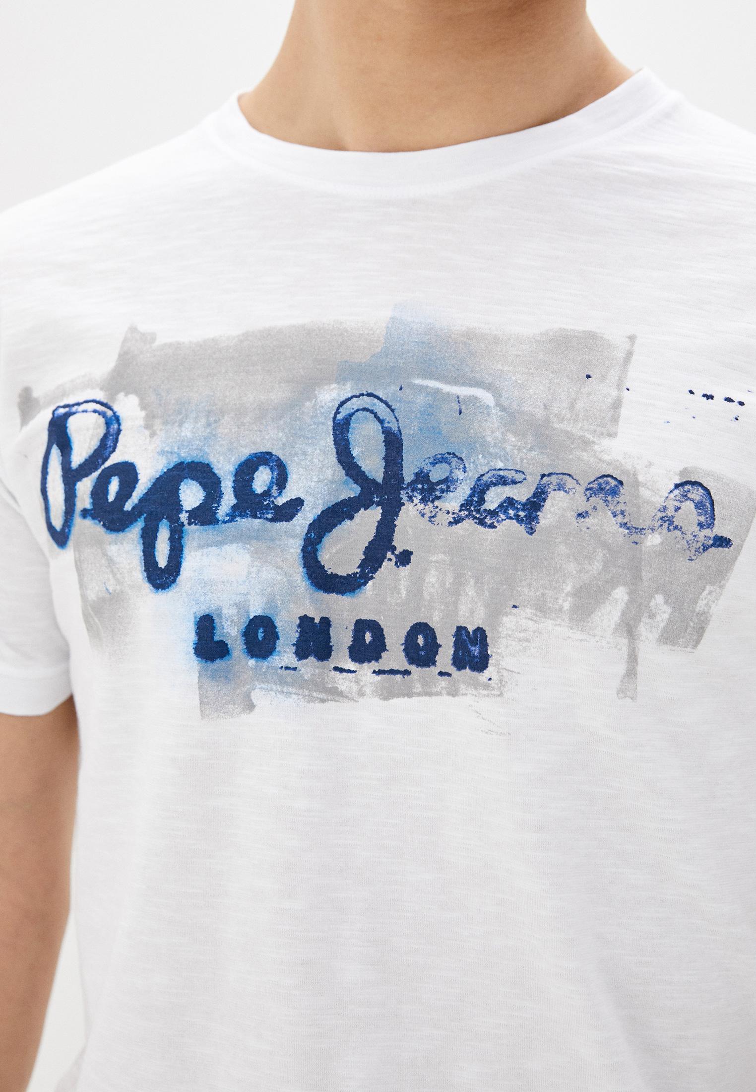 Футболка с коротким рукавом Pepe Jeans (Пепе Джинс) PM503213: изображение 4