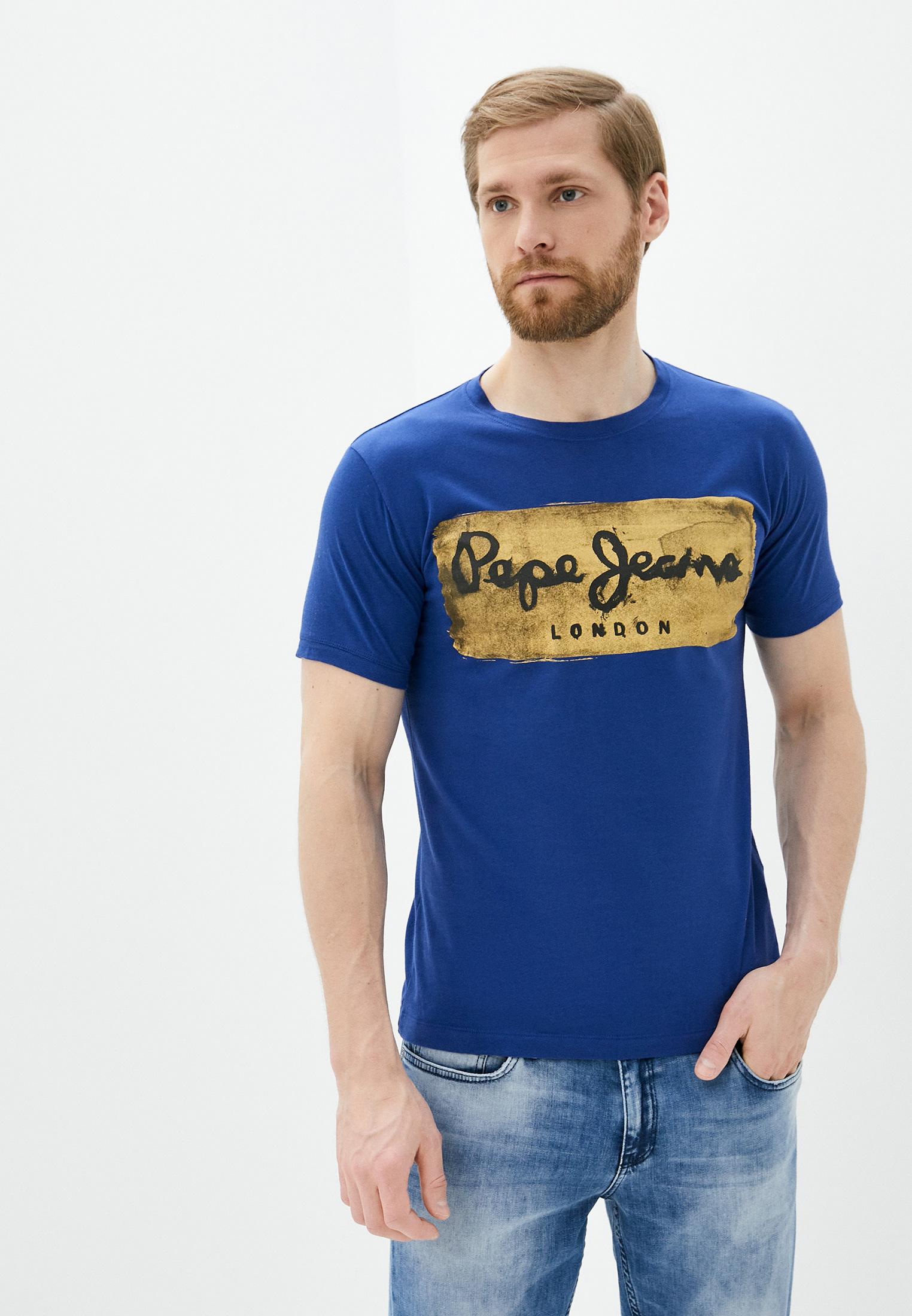 Футболка с коротким рукавом Pepe Jeans (Пепе Джинс) PM503215: изображение 1