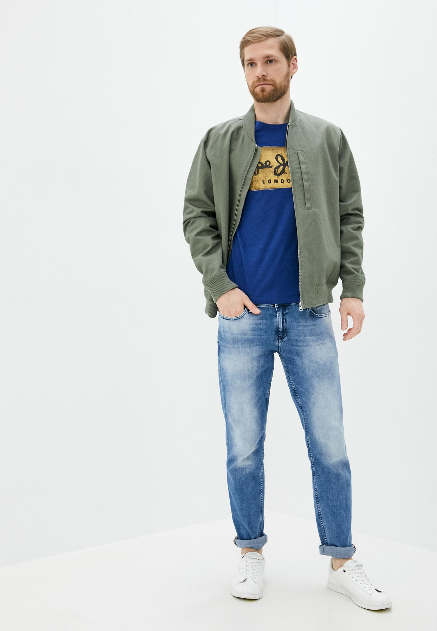 Футболка с коротким рукавом Pepe Jeans (Пепе Джинс) PM503215: изображение 2