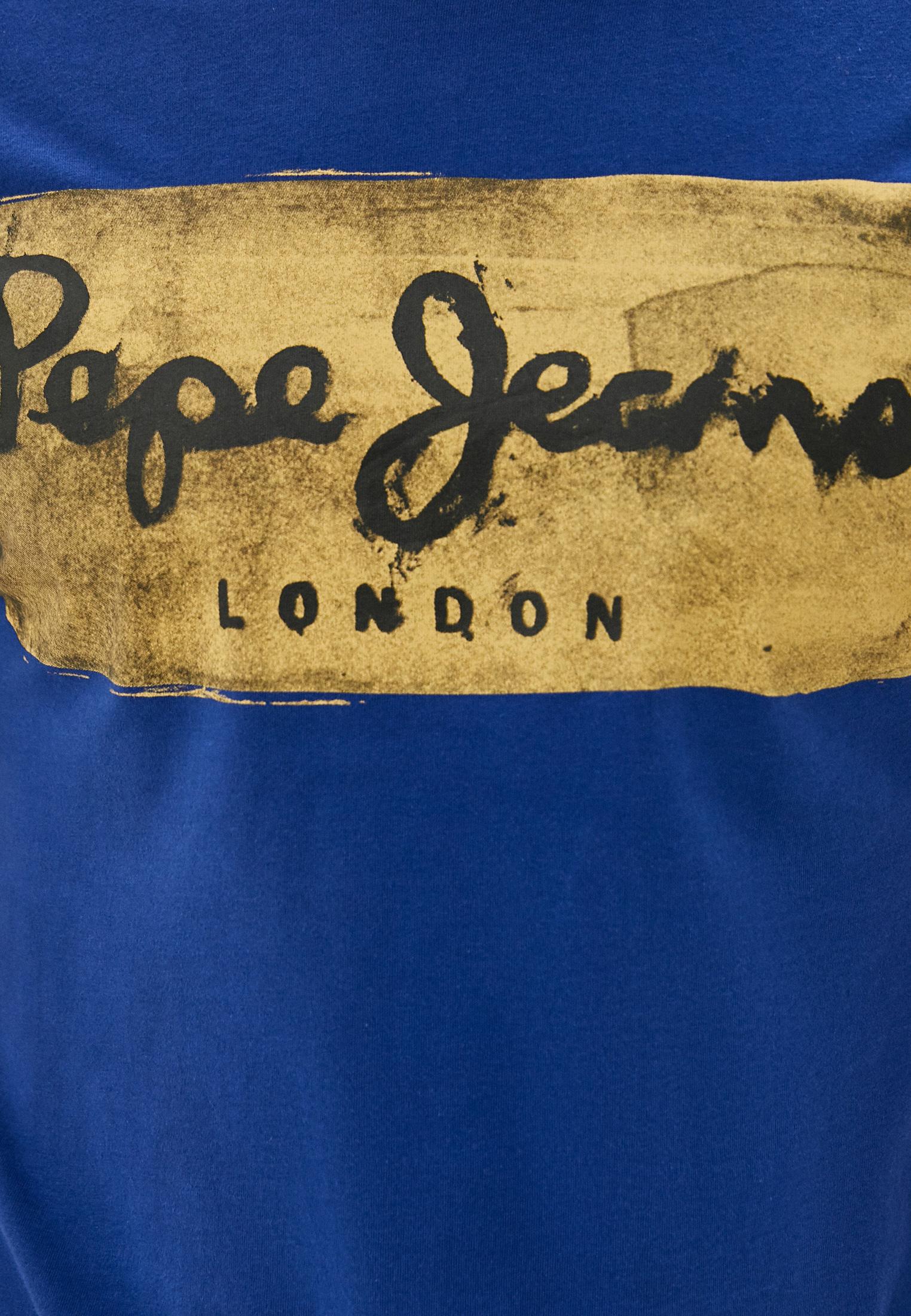 Футболка с коротким рукавом Pepe Jeans (Пепе Джинс) PM503215: изображение 4