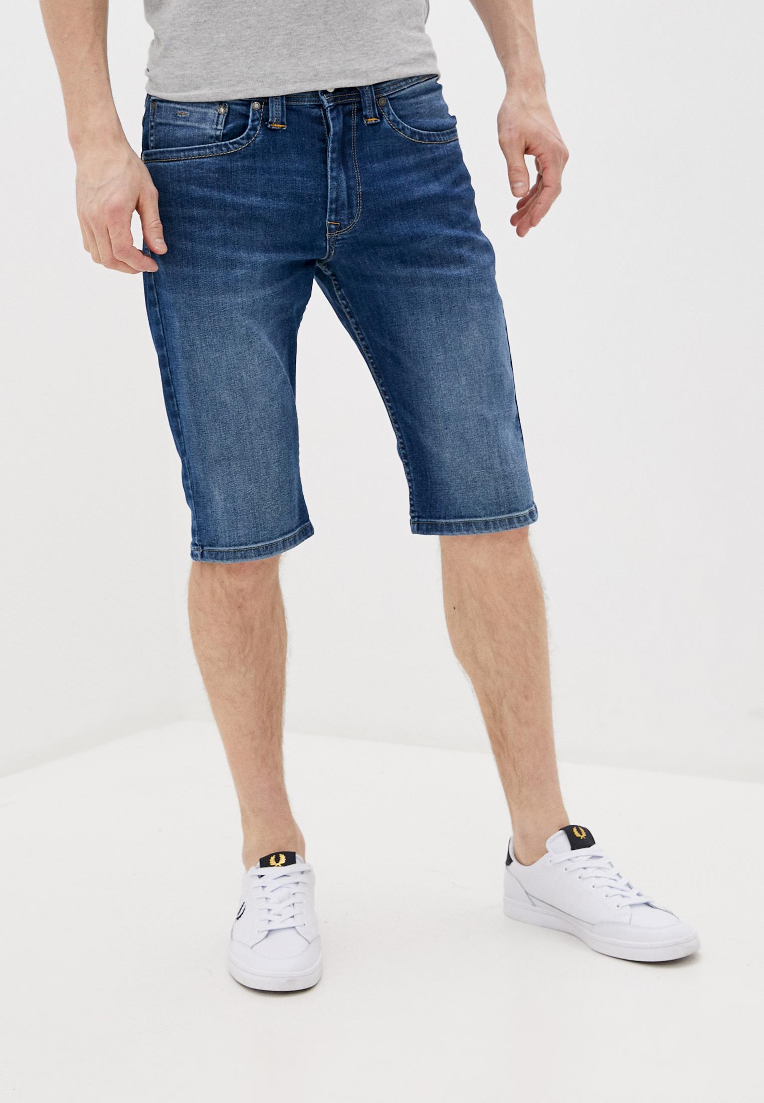 Мужские джинсовые шорты Pepe Jeans (Пепе Джинс) PM800074DH0