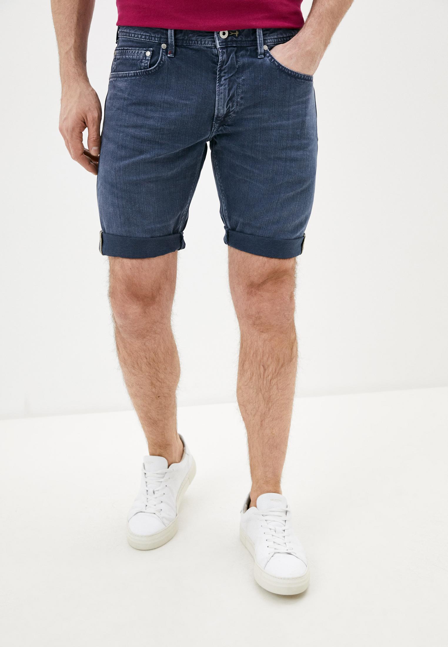 Мужские джинсовые шорты Pepe Jeans (Пепе Джинс) PM800793YE3