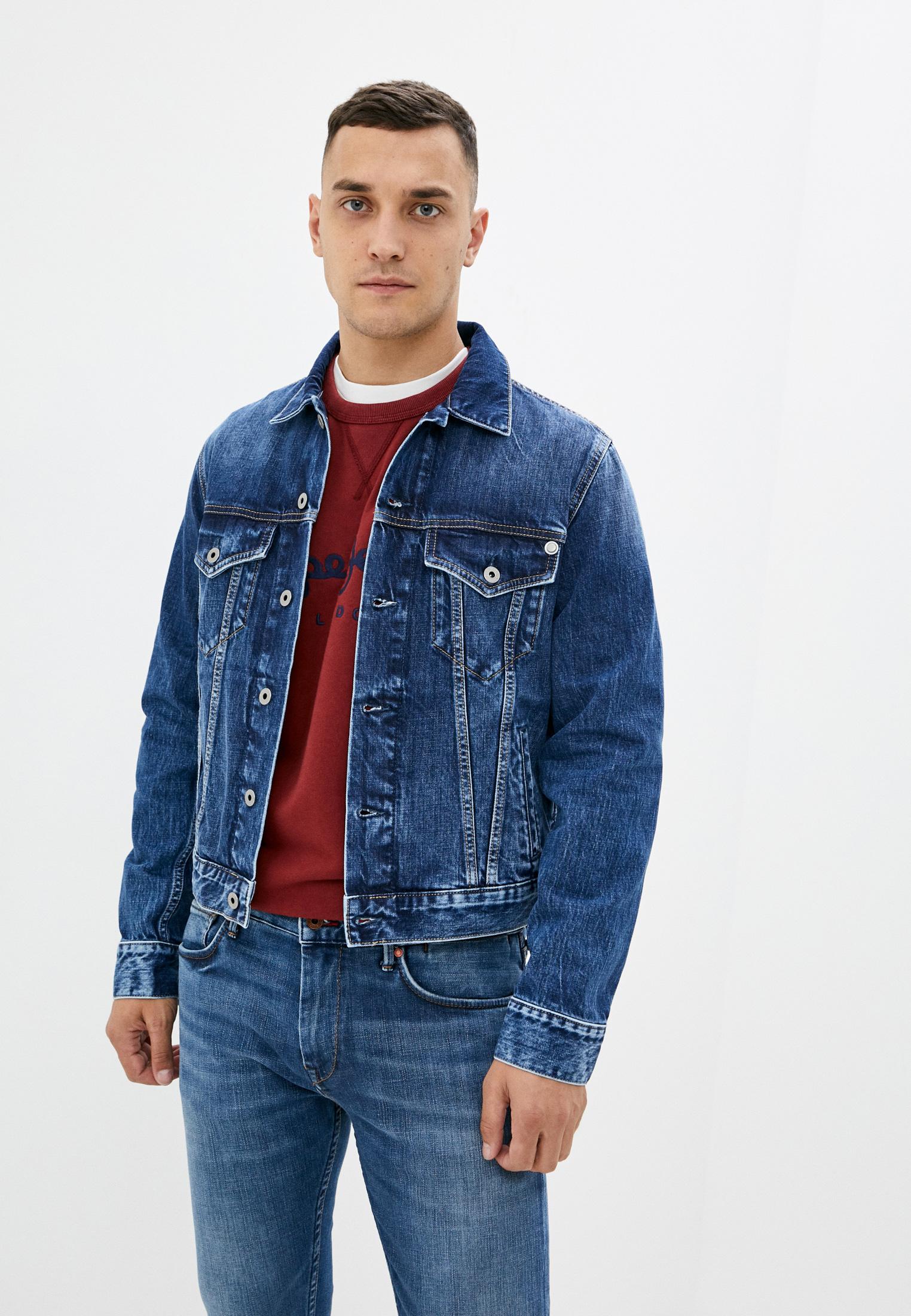Джинсовая куртка Pepe Jeans (Пепе Джинс) PM400908HD6