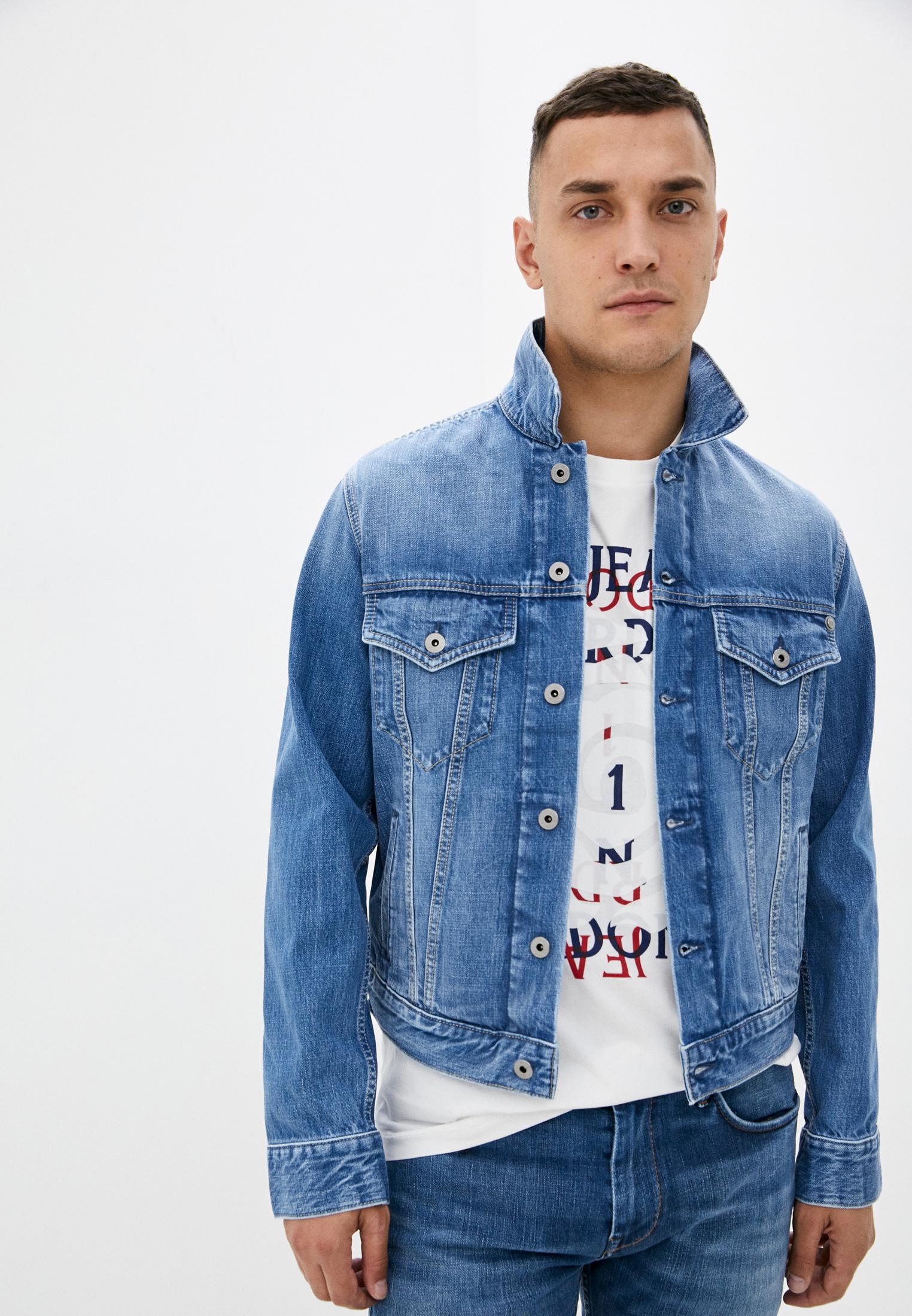 Джинсовая куртка Pepe Jeans (Пепе Джинс) PM400908NA8