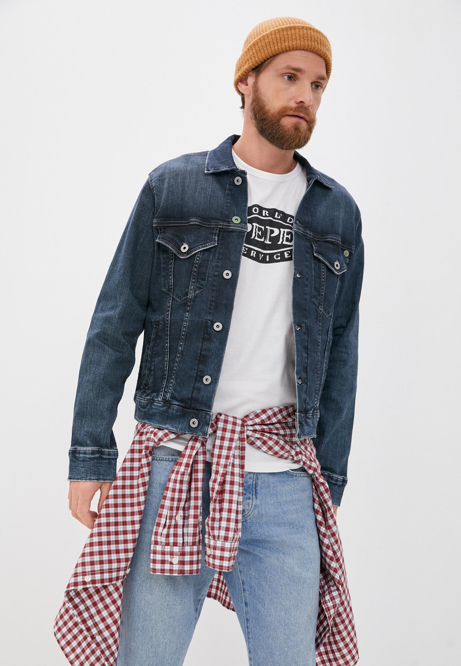 Джинсовая куртка Pepe Jeans (Пепе Джинс) PM400908WP5