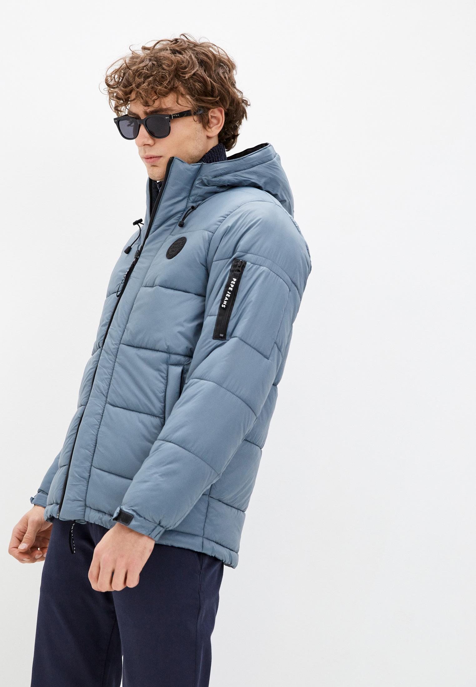 Утепленная куртка Pepe Jeans (Пепе Джинс) PM402310