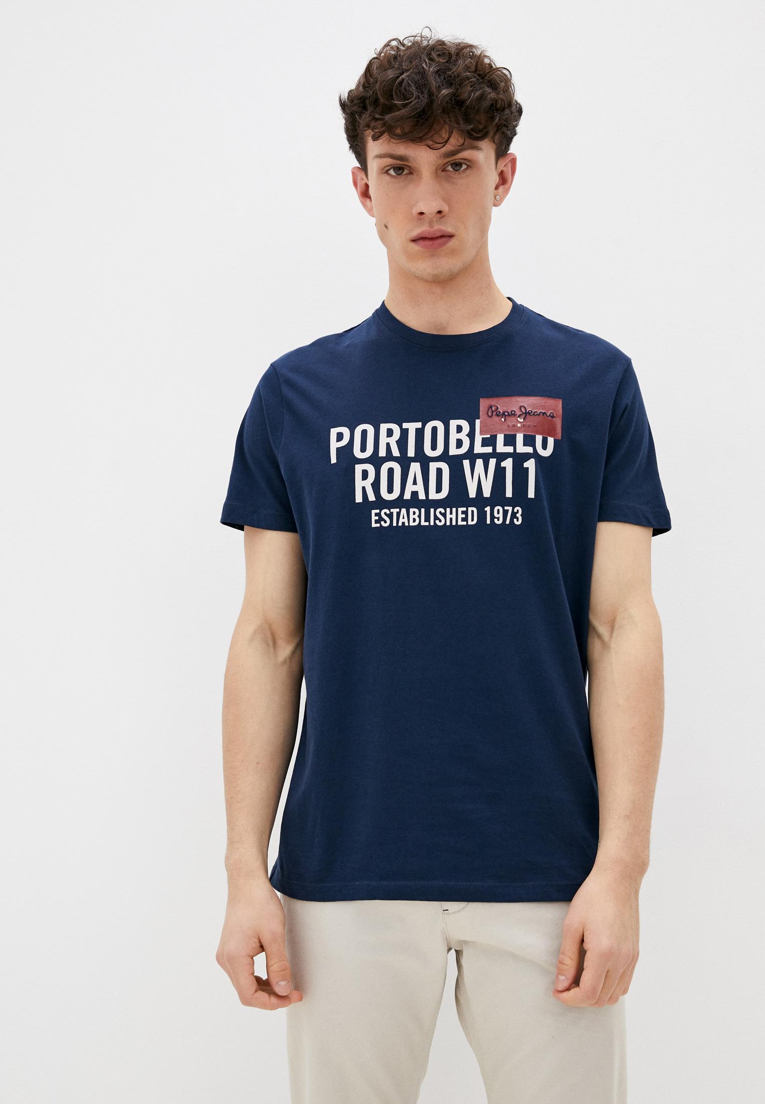 Футболка с коротким рукавом Pepe Jeans (Пепе Джинс) PM507455
