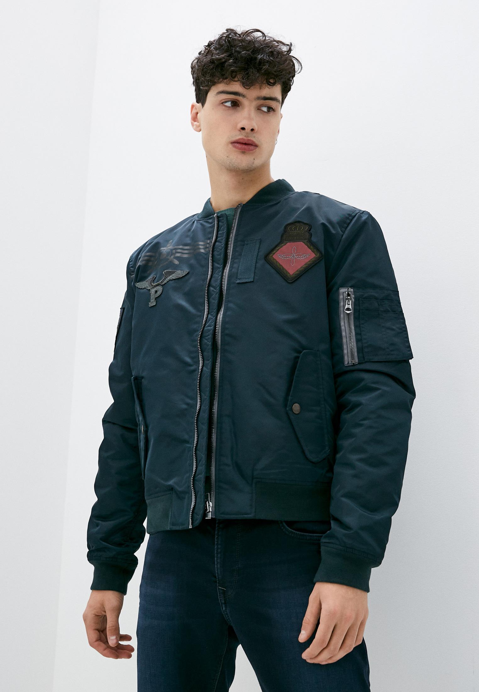 Утепленная куртка Pepe Jeans (Пепе Джинс) PM402320