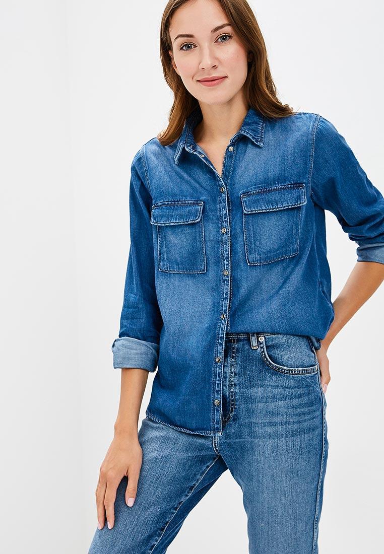Женские джинсовые рубашки Pepe Jeans (Пепе Джинс) PL302355GF8
