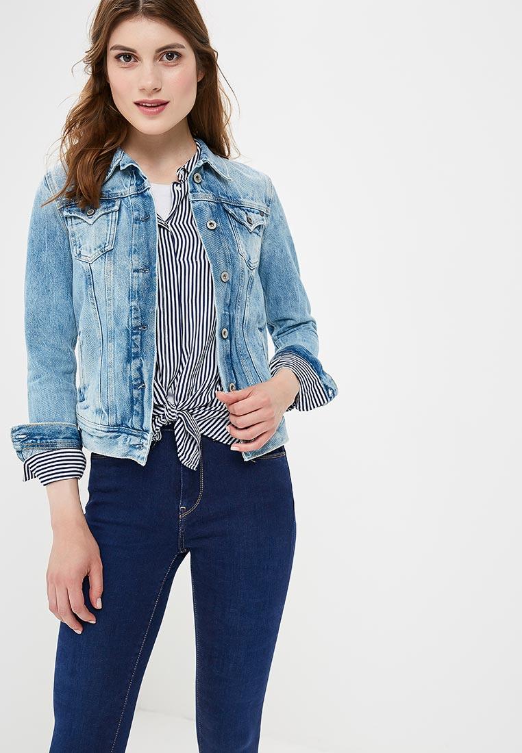 Джинсовая куртка Pepe Jeans (Пепе Джинс) PL400755MC4