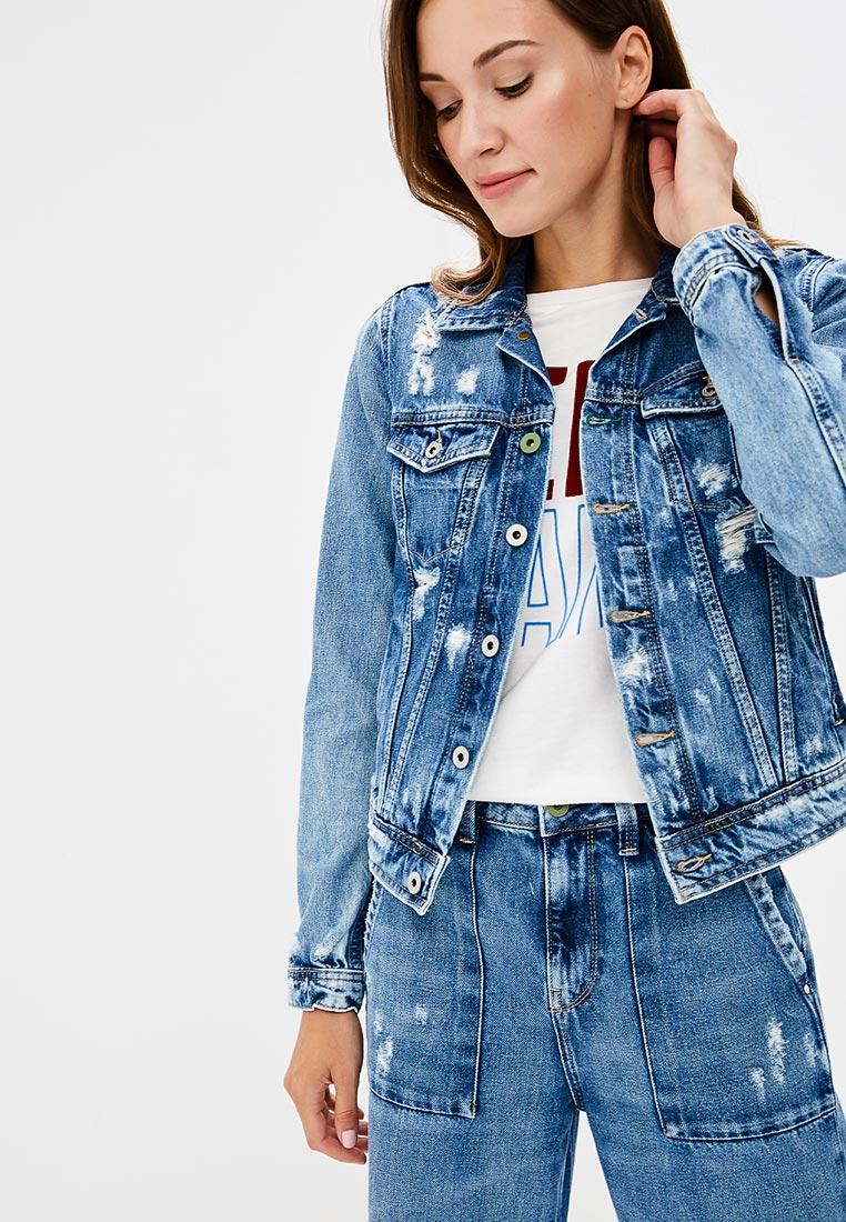 Джинсовая куртка Pepe Jeans (Пепе Джинс) PL400654WX4