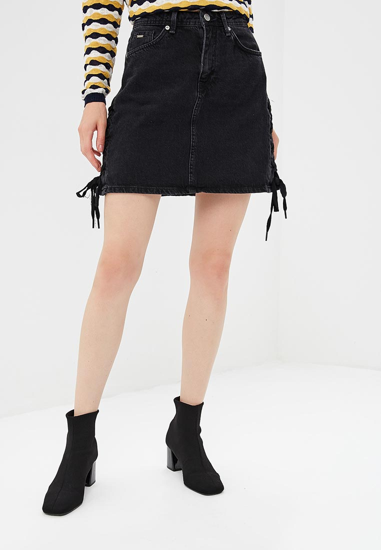 Джинсовая юбка Pepe Jeans (Пепе Джинс) PL900758