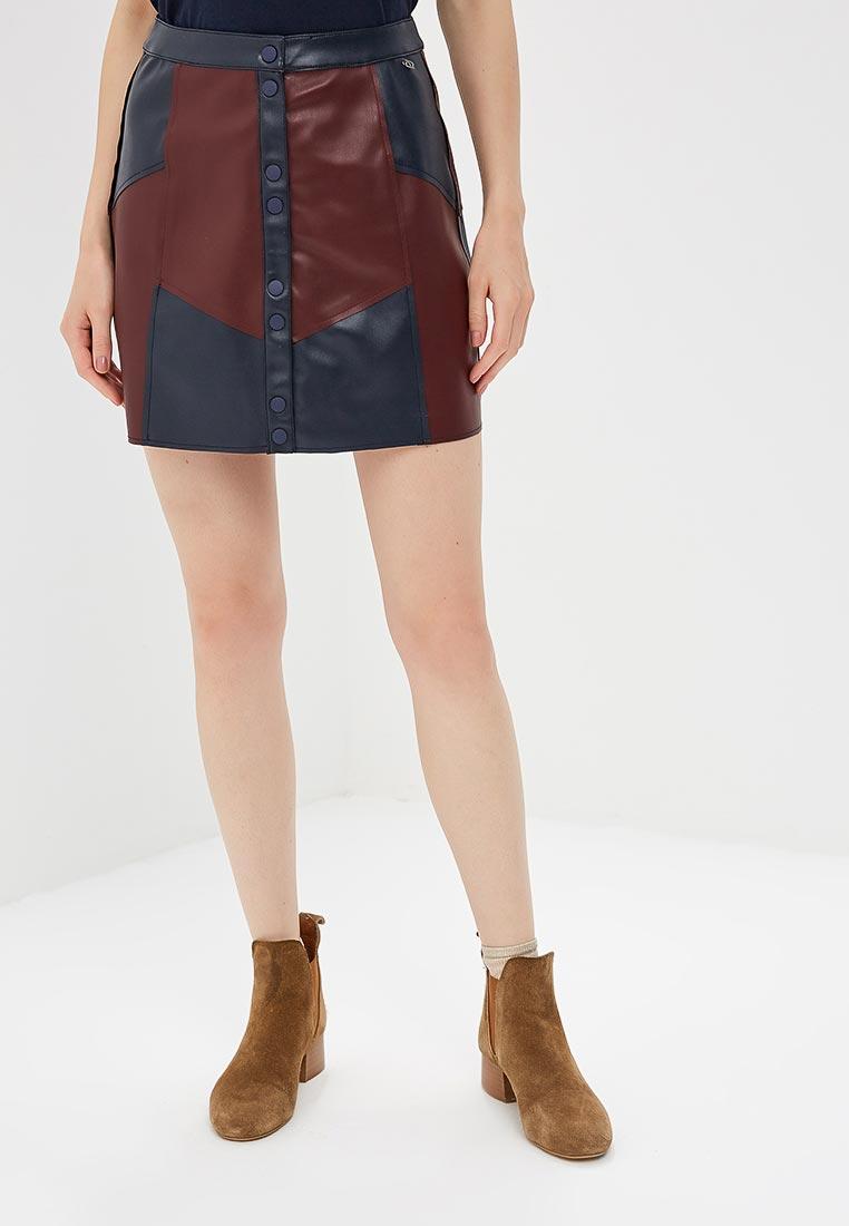 Широкая юбка Pepe Jeans (Пепе Джинс) PL900753