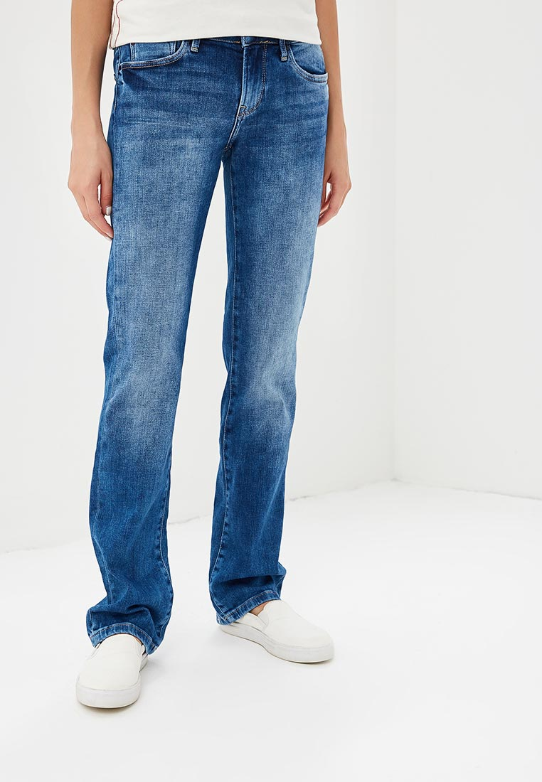 Широкие и расклешенные джинсы Pepe Jeans (Пепе Джинс) PL200388CH2