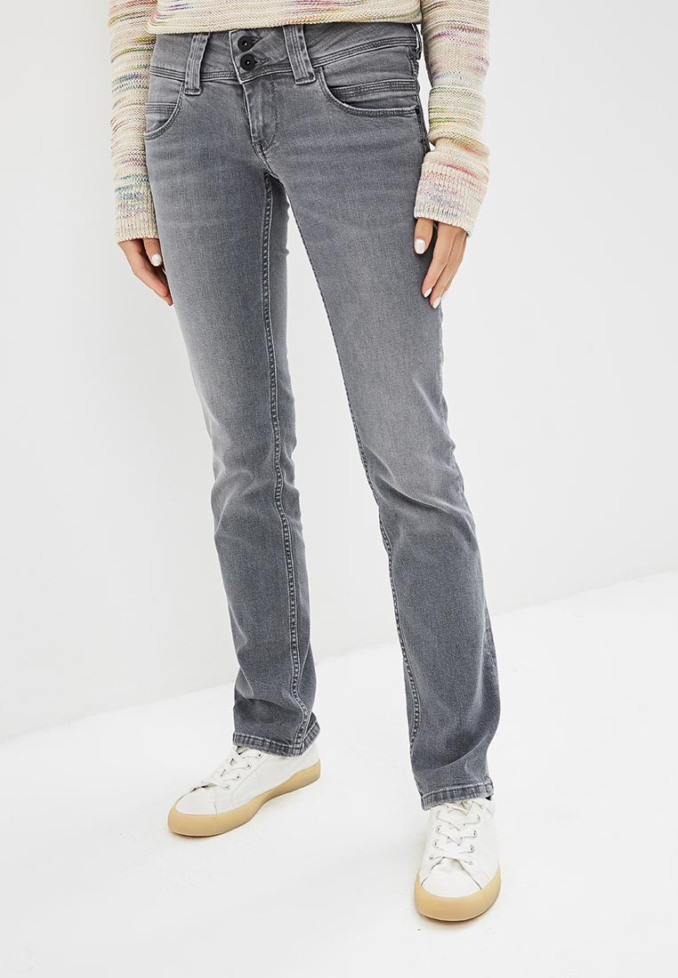 Прямые джинсы Pepe Jeans (Пепе Джинс) PL200029UB4