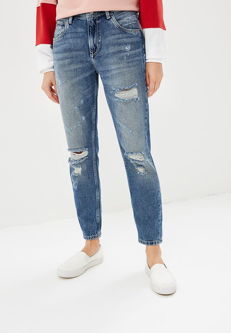Зауженные джинсы Pepe Jeans (Пепе Джинс) PL201742RD0