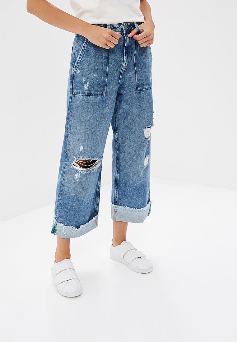 Широкие и расклешенные джинсы Pepe Jeans (Пепе Джинс) PL203058WX3
