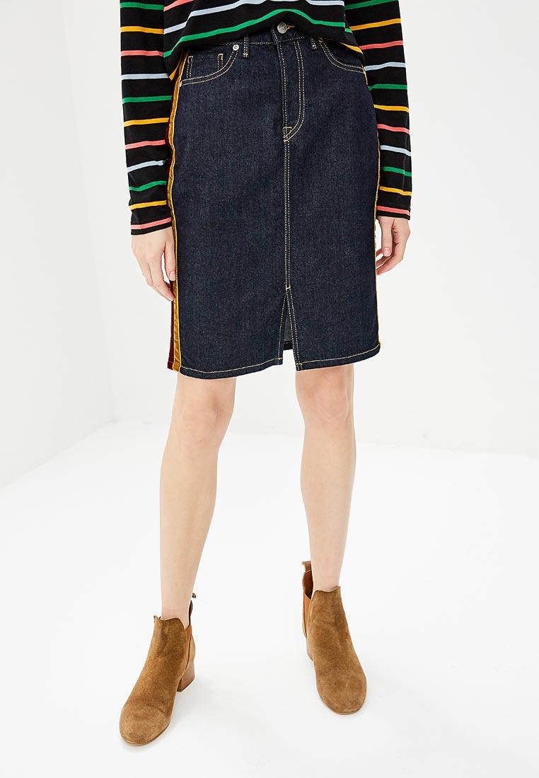 Джинсовая юбка Pepe Jeans (Пепе Джинс) PL900770