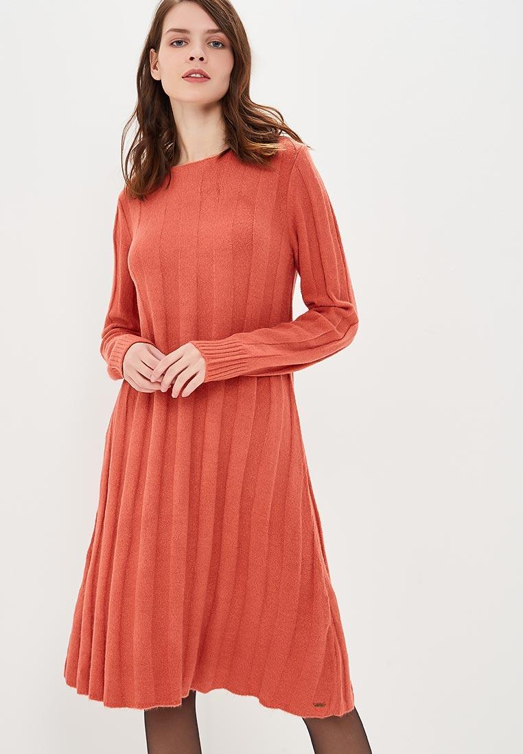 Вязаное платье Pepe Jeans (Пепе Джинс) PL952383