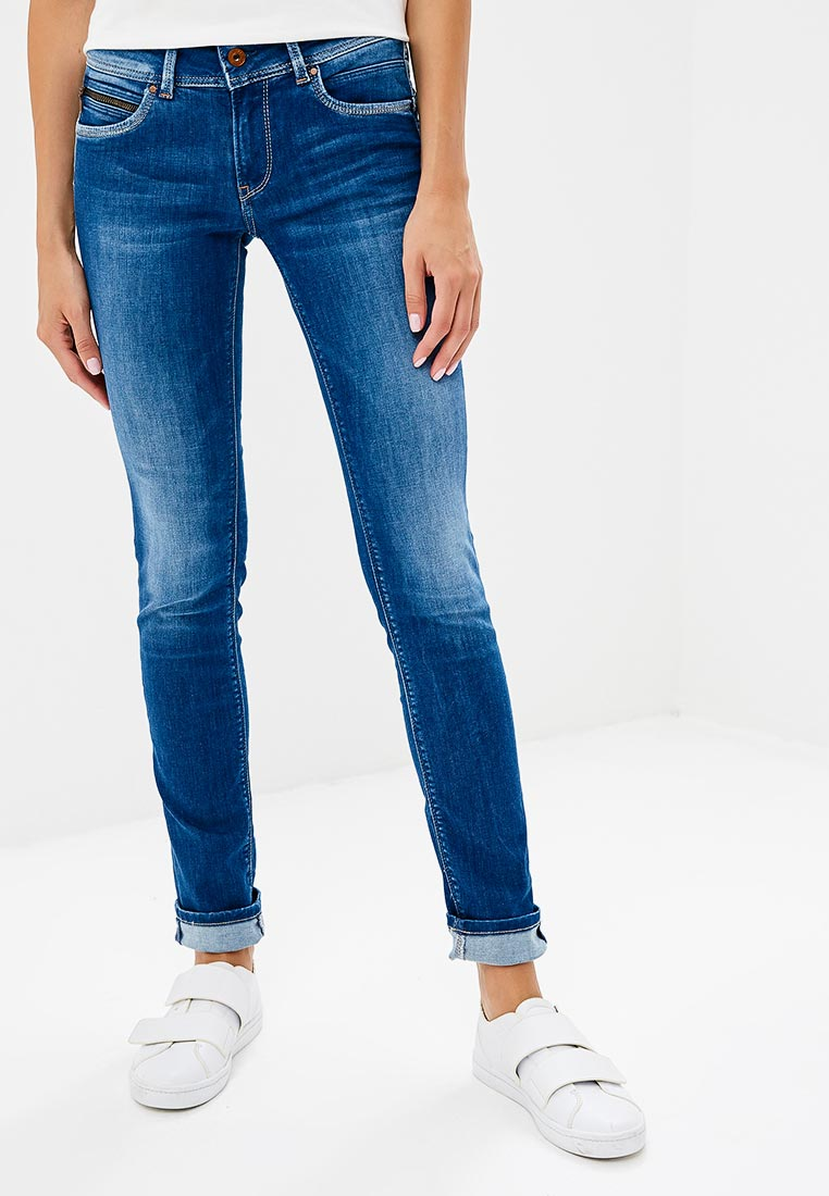 Прямые джинсы Pepe Jeans (Пепе Джинс) PL200019D45