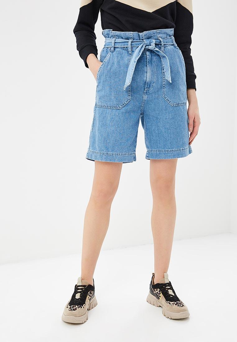 Женские джинсовые шорты Pepe Jeans (Пепе Джинс) PL800856