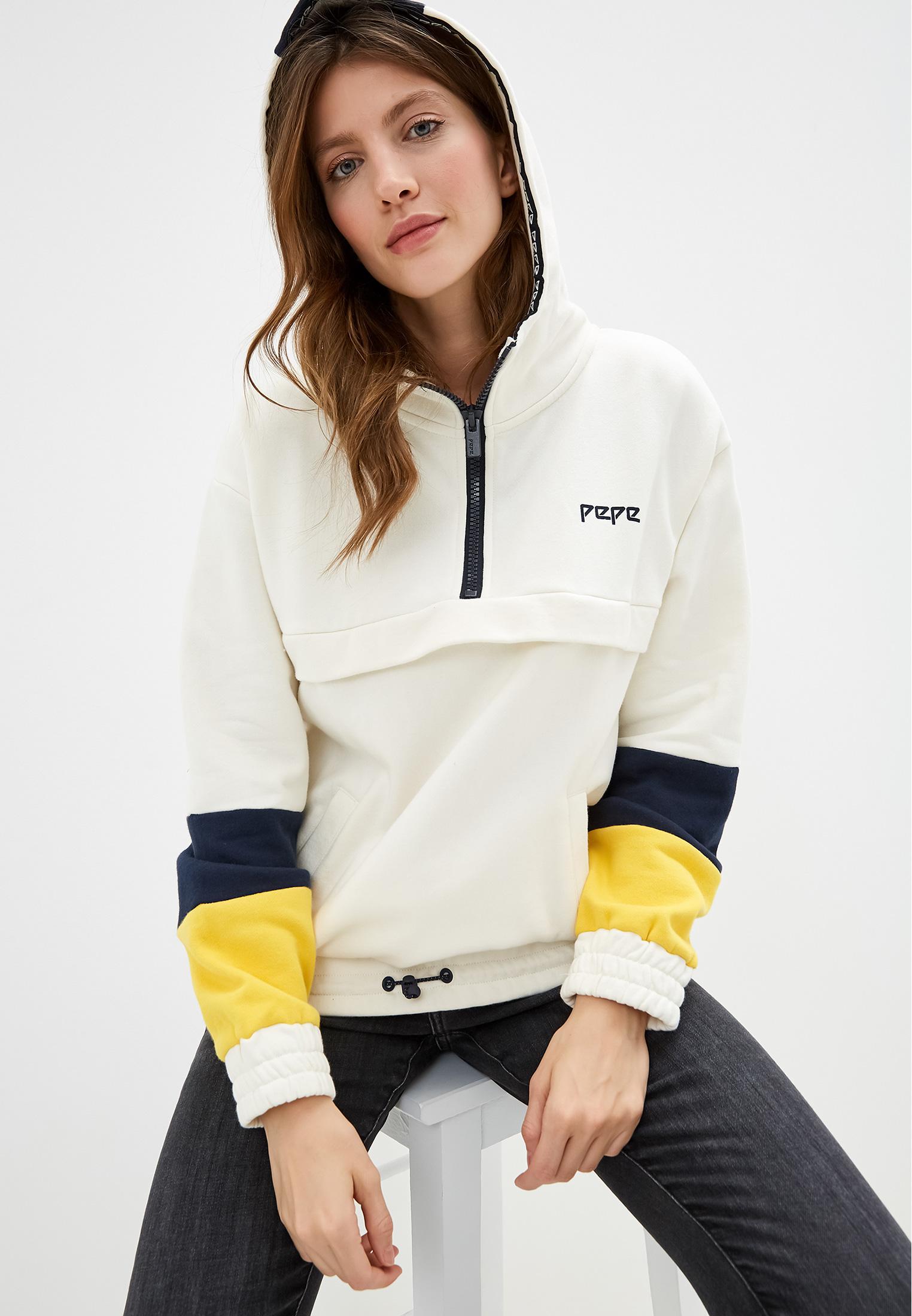 Женские худи Pepe Jeans (Пепе Джинс) PL580849