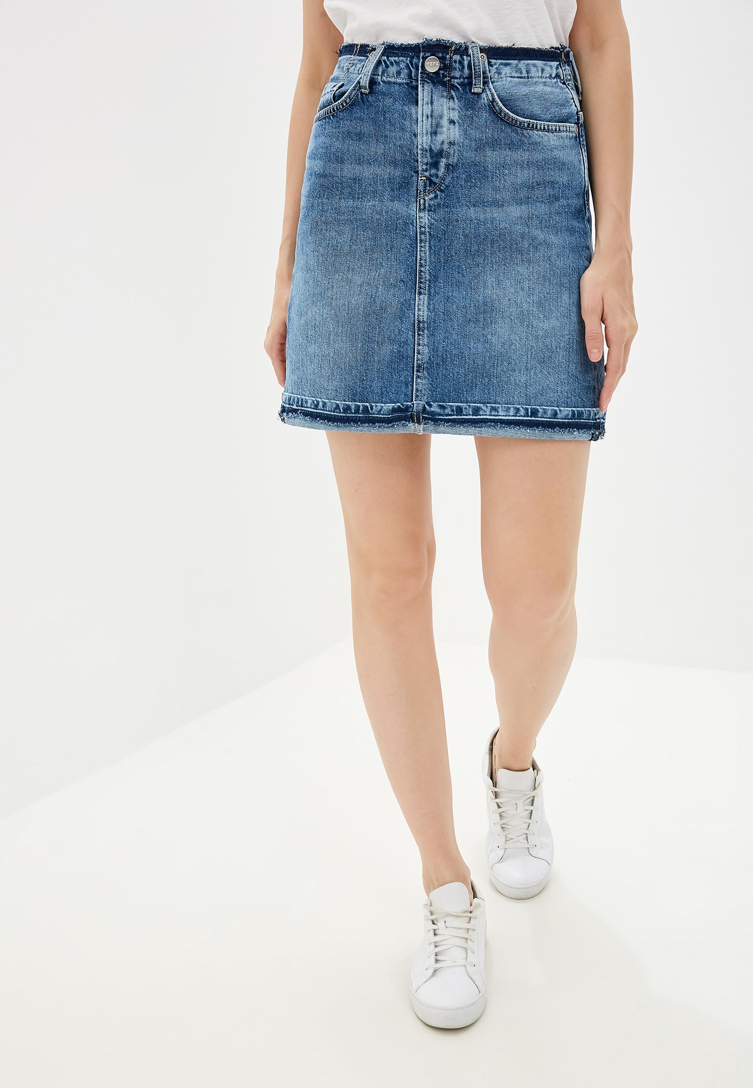 Джинсовая юбка Pepe Jeans (Пепе Джинс) PL900820