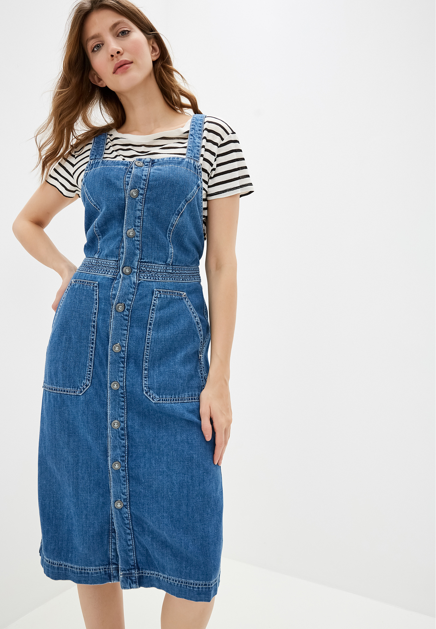 Платье Pepe Jeans (Пепе Джинс) PL952546