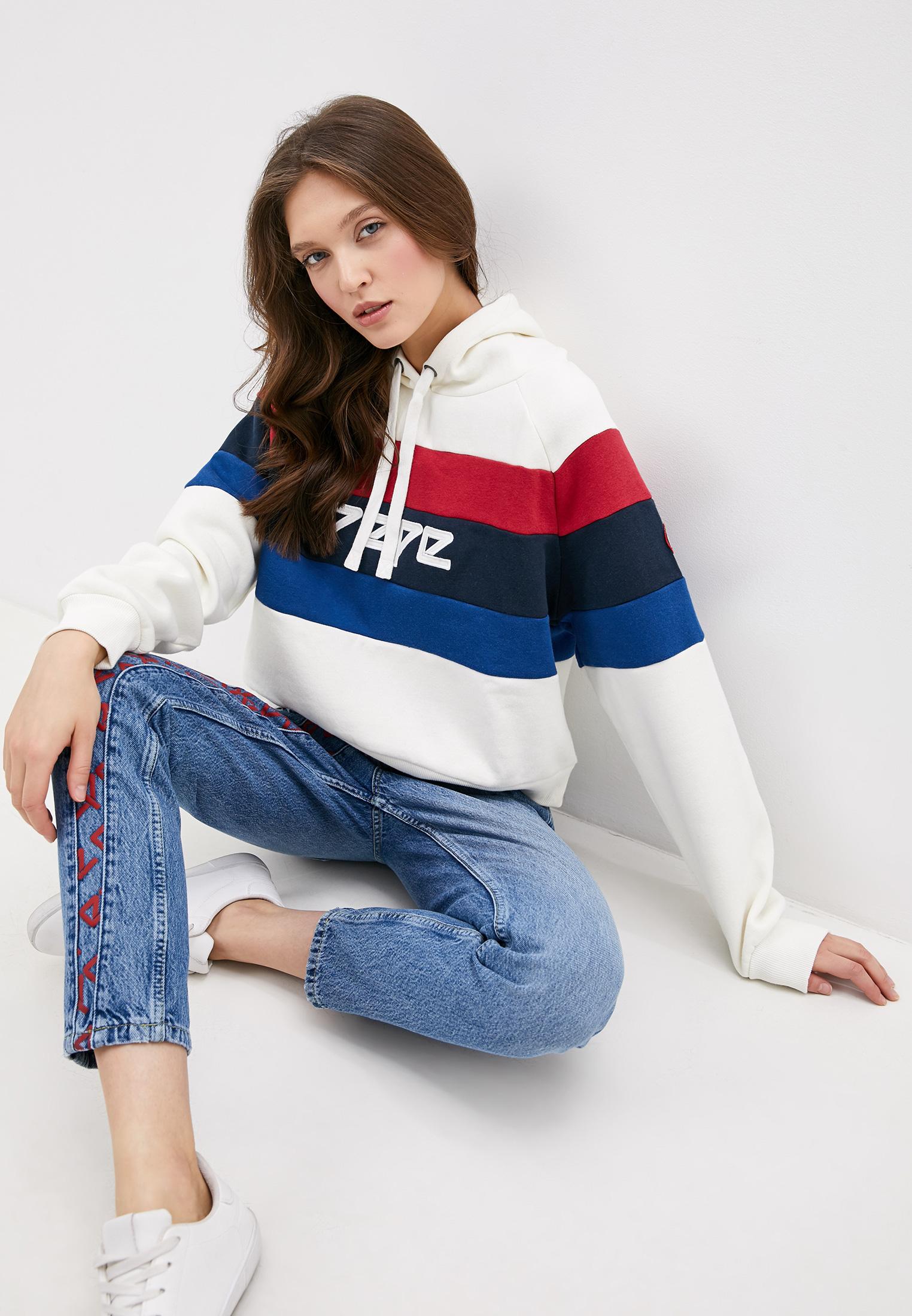 Женские худи Pepe Jeans (Пепе Джинс) PL580863