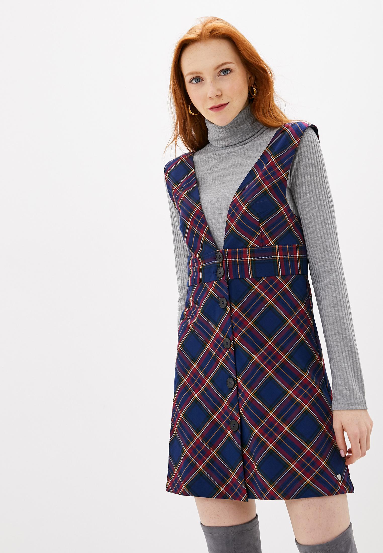 Женские платья-сарафаны Pepe Jeans (Пепе Джинс) PL952600