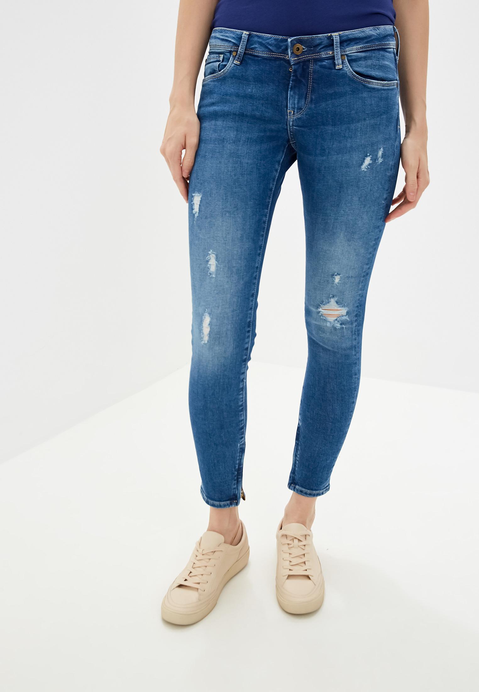 Зауженные джинсы Pepe Jeans (Пепе Джинс) PL200969GS8