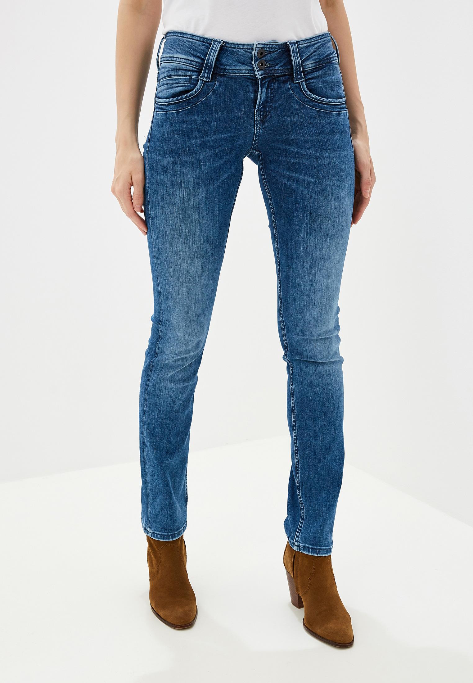 Зауженные джинсы Pepe Jeans (Пепе Джинс) PL201157GS1