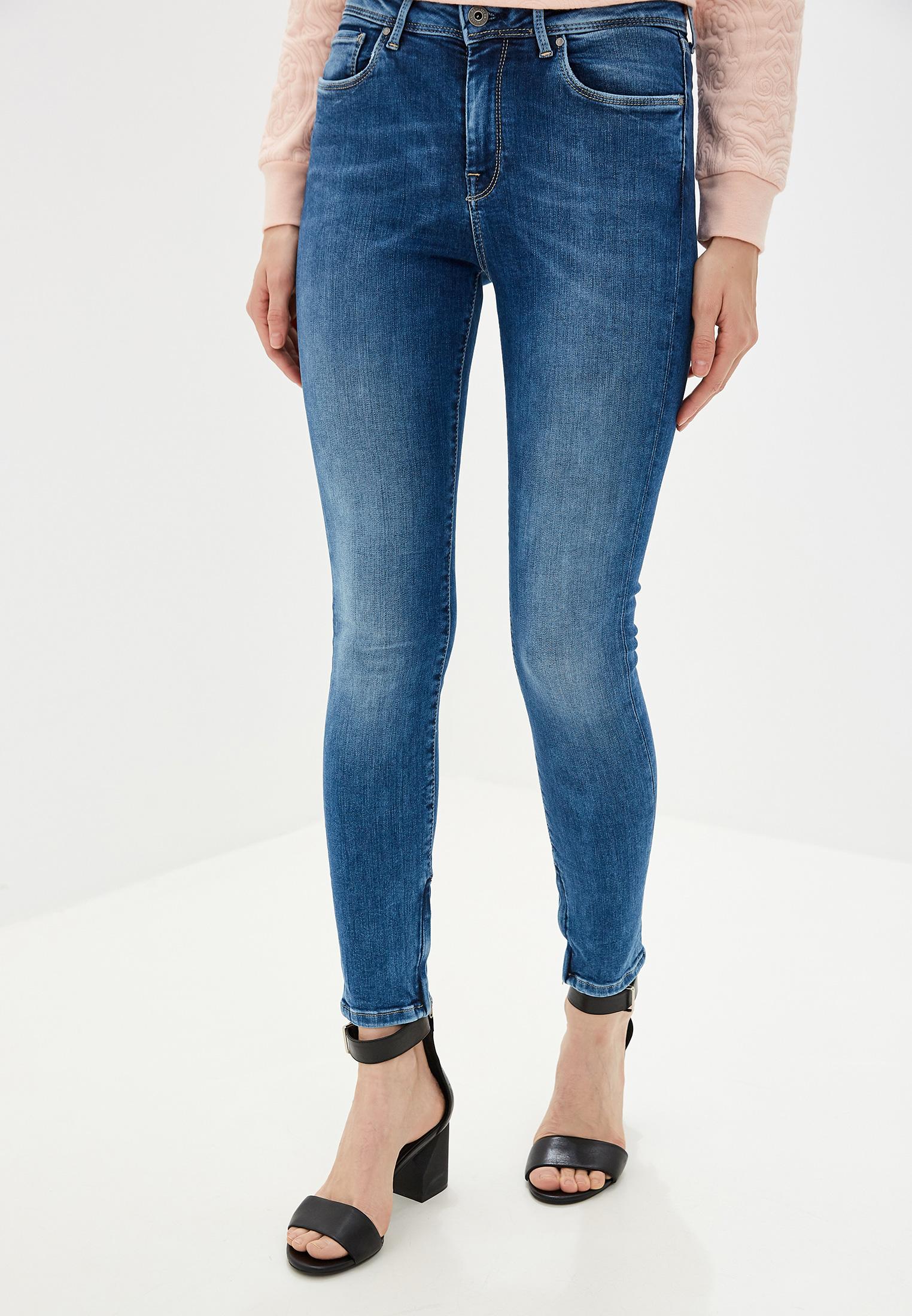 Зауженные джинсы Pepe Jeans (Пепе Джинс) PL203384GS1