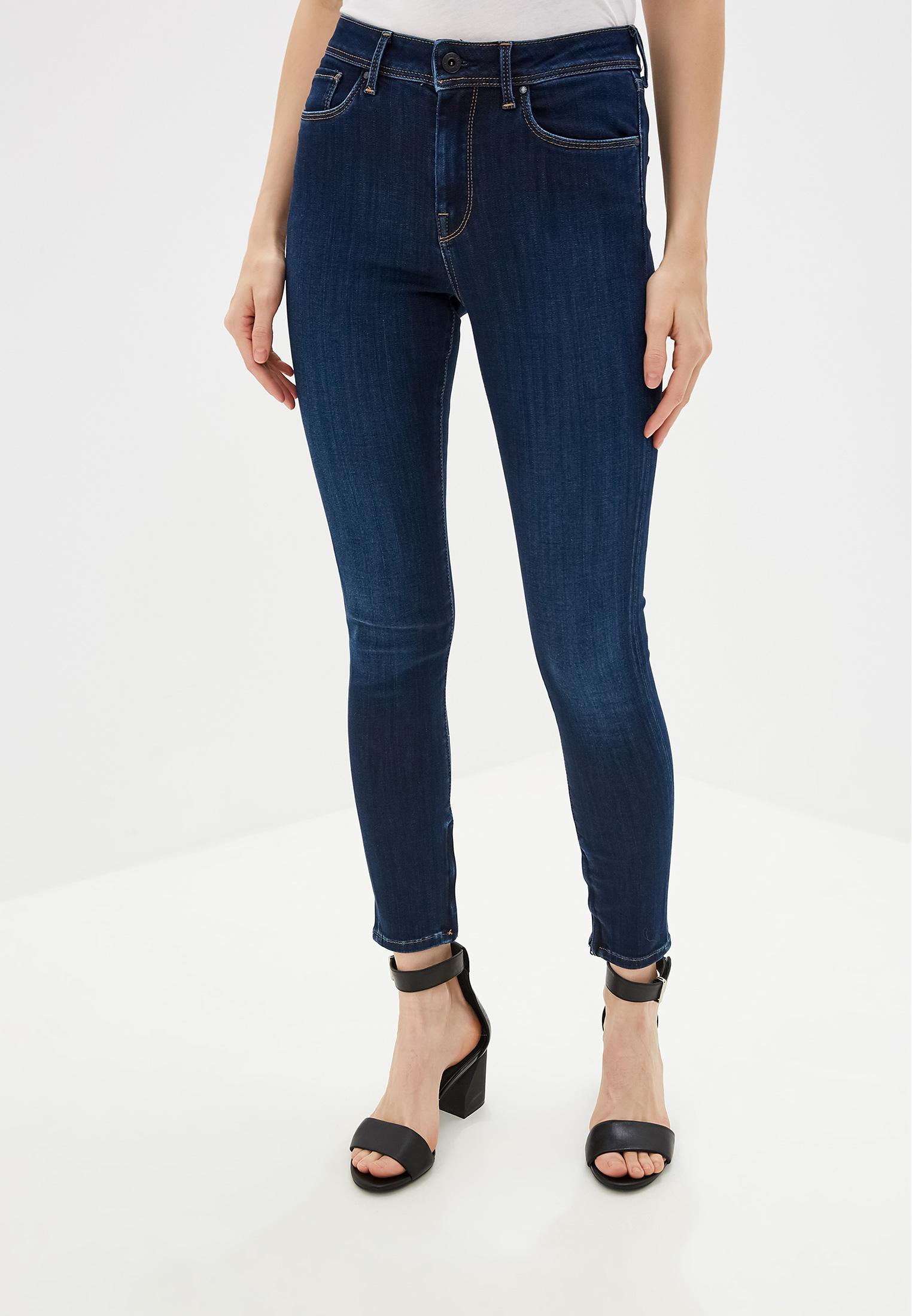Зауженные джинсы Pepe Jeans (Пепе Джинс) PL203384DB7