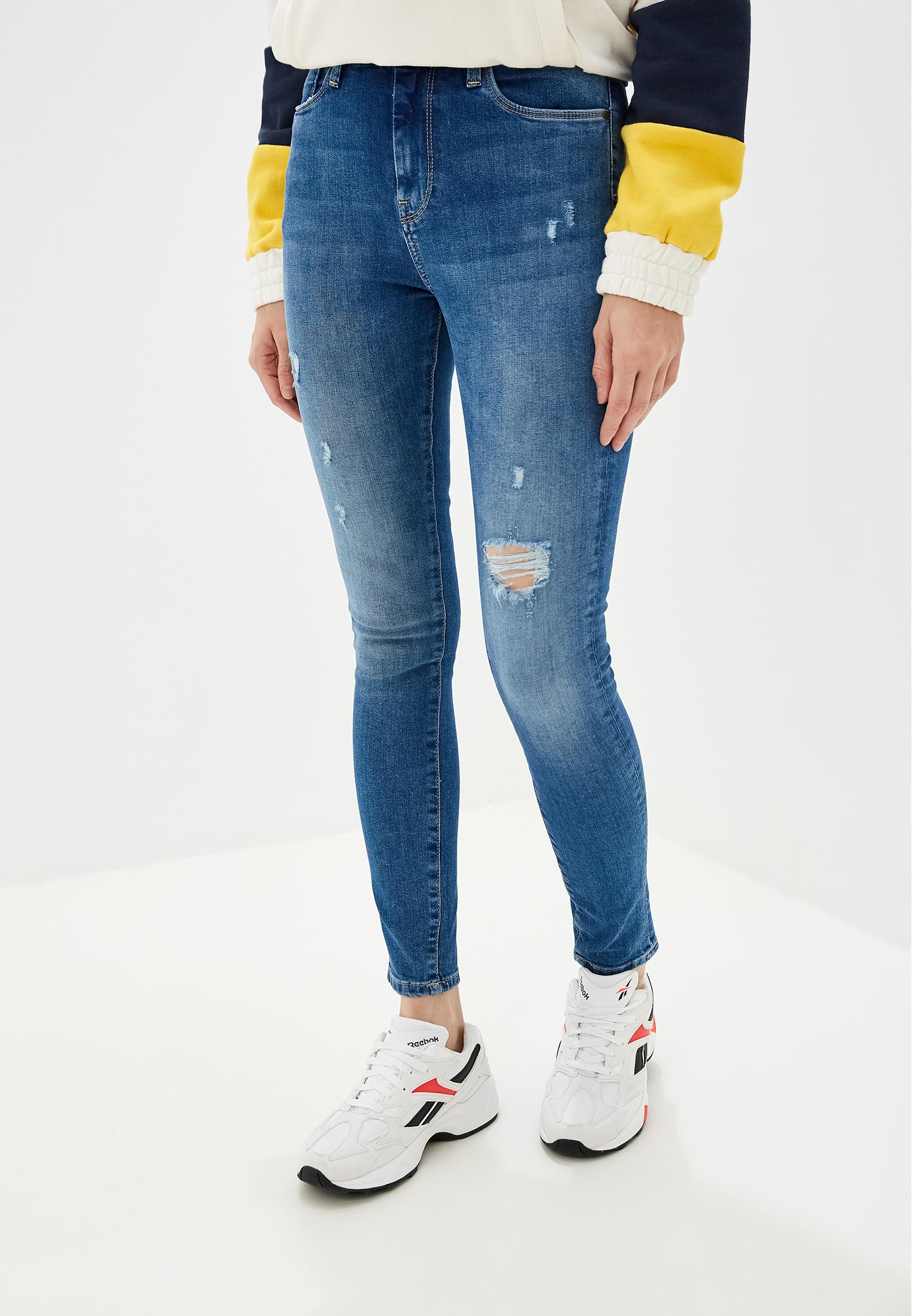 Зауженные джинсы Pepe Jeans (Пепе Джинс) PL202285GS8