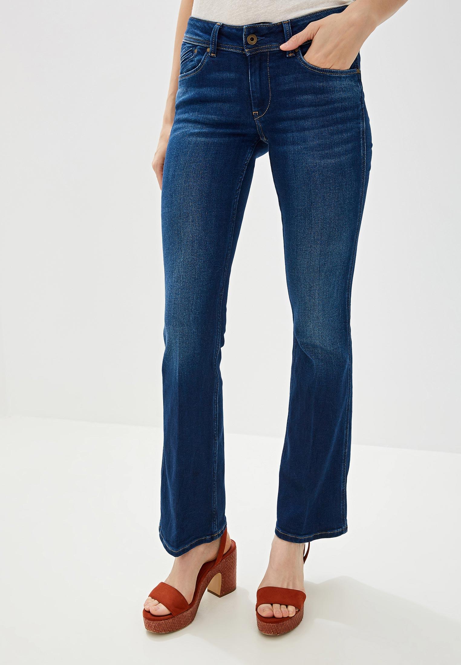 Широкие и расклешенные джинсы Pepe Jeans (Пепе Джинс) PL200024DB4