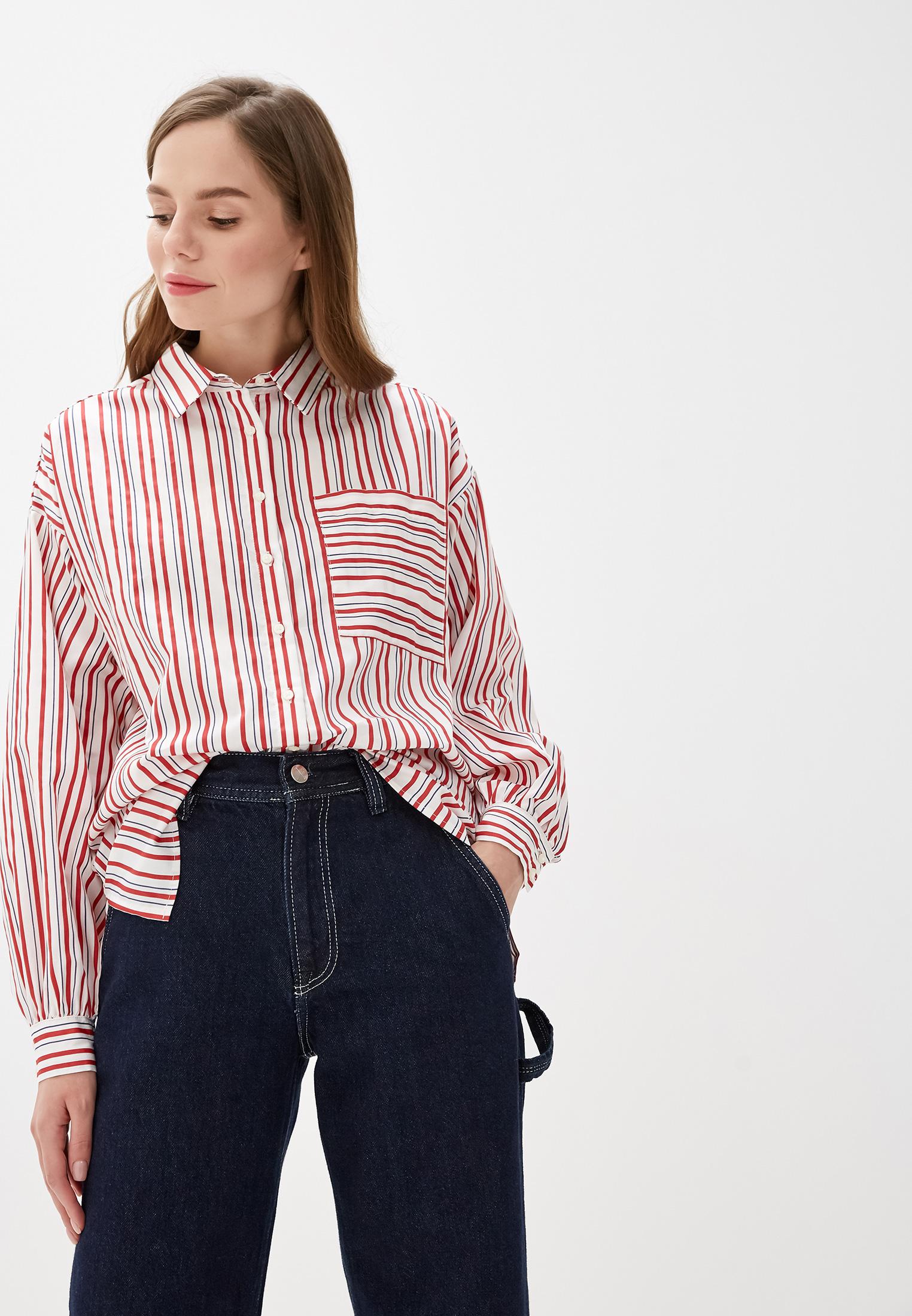 Женские рубашки с длинным рукавом Pepe Jeans (Пепе Джинс) PL303419