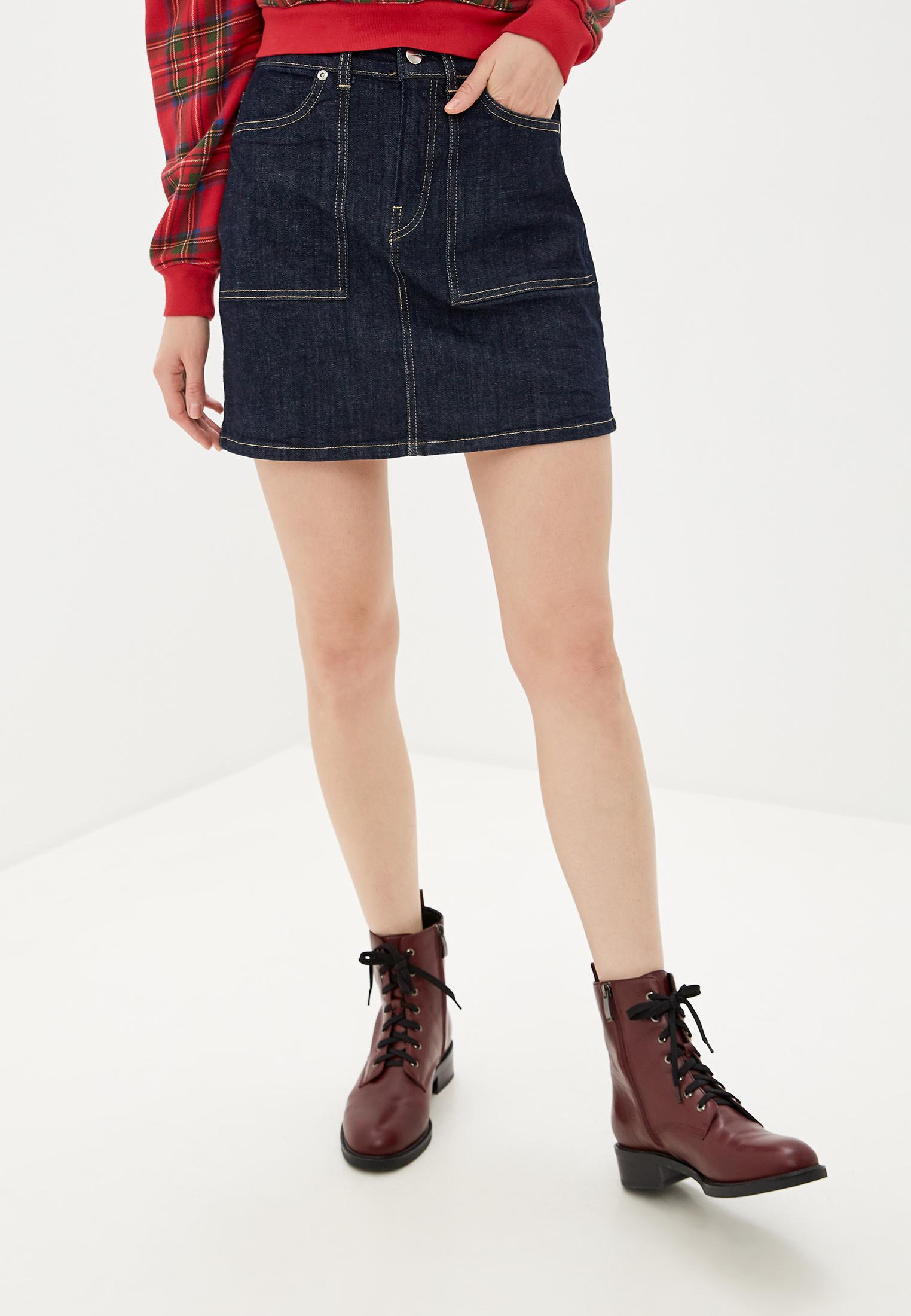Джинсовая юбка Pepe Jeans (Пепе Джинс) PL900846