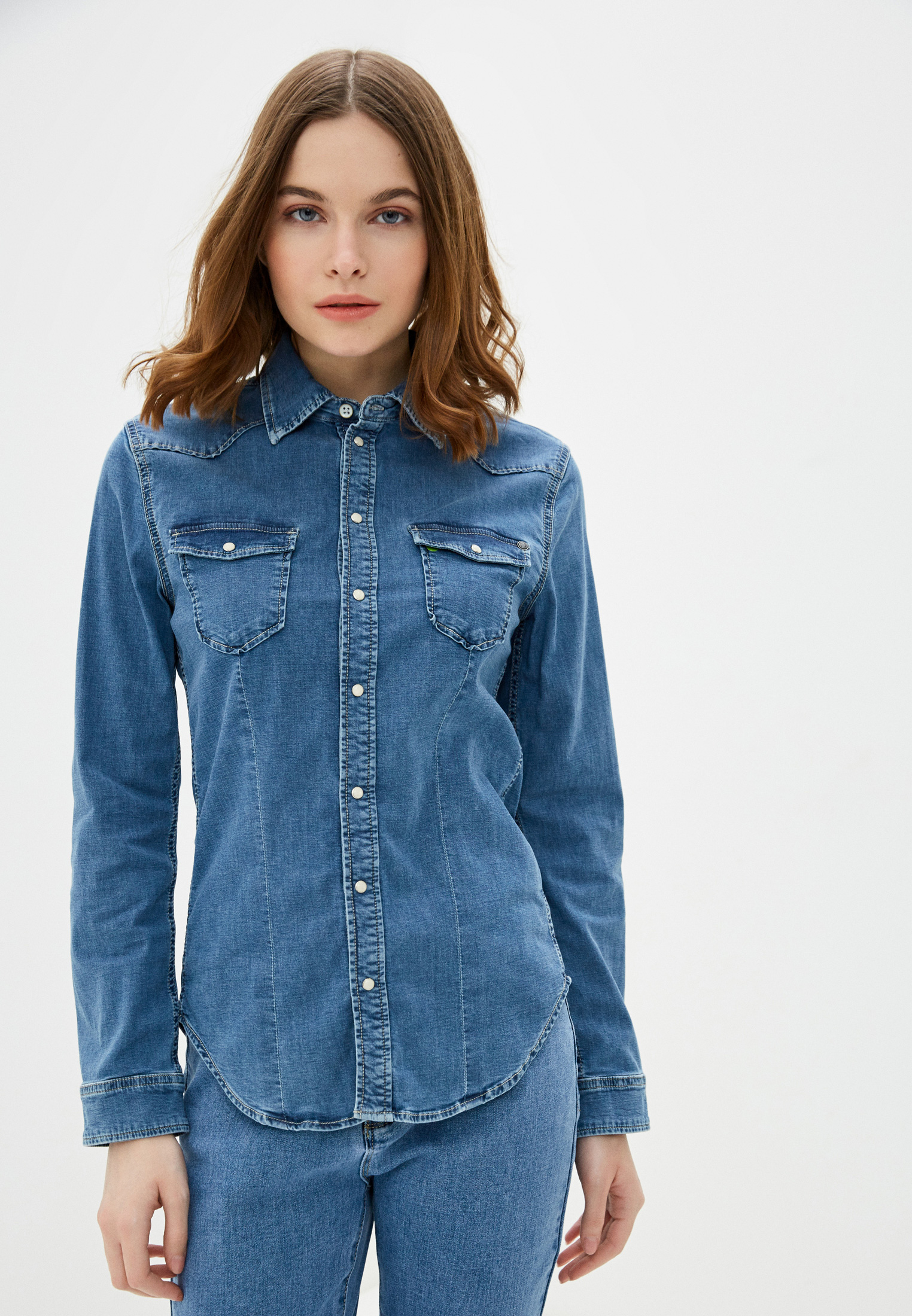 Рубашка Pepe Jeans (Пепе Джинс) PL300999GC4