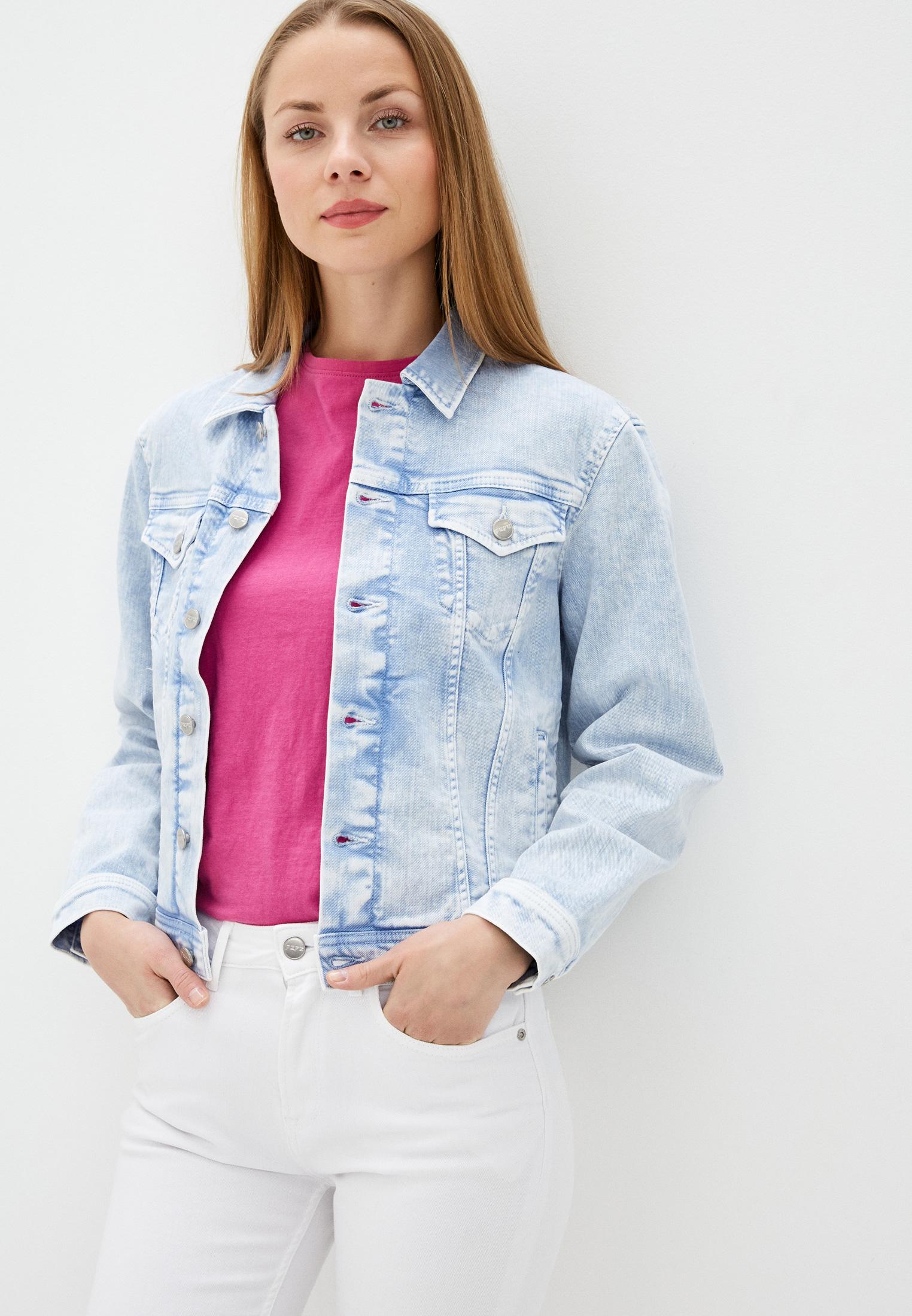 Джинсовая куртка Pepe Jeans (Пепе Джинс) PL401828