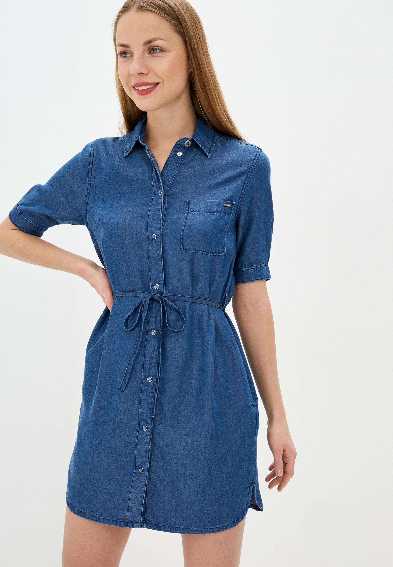 Платье Pepe Jeans (Пепе Джинс) PL952694