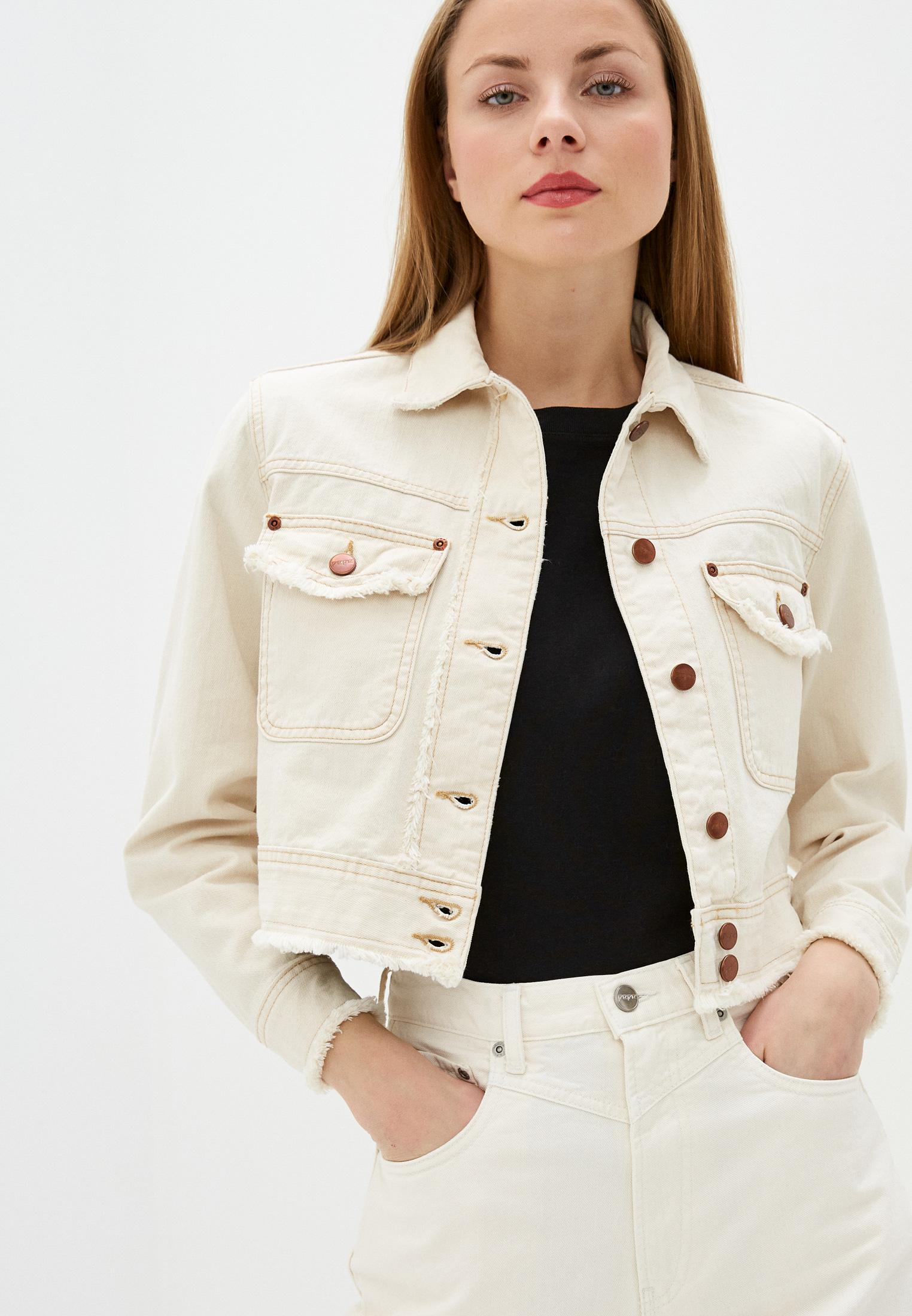 Джинсовая куртка Pepe Jeans (Пепе Джинс) PL401827