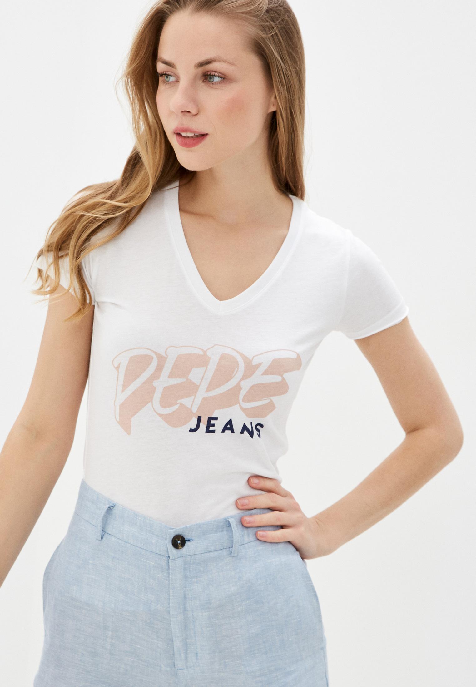 Футболка с коротким рукавом Pepe Jeans (Пепе Джинс) PL504431