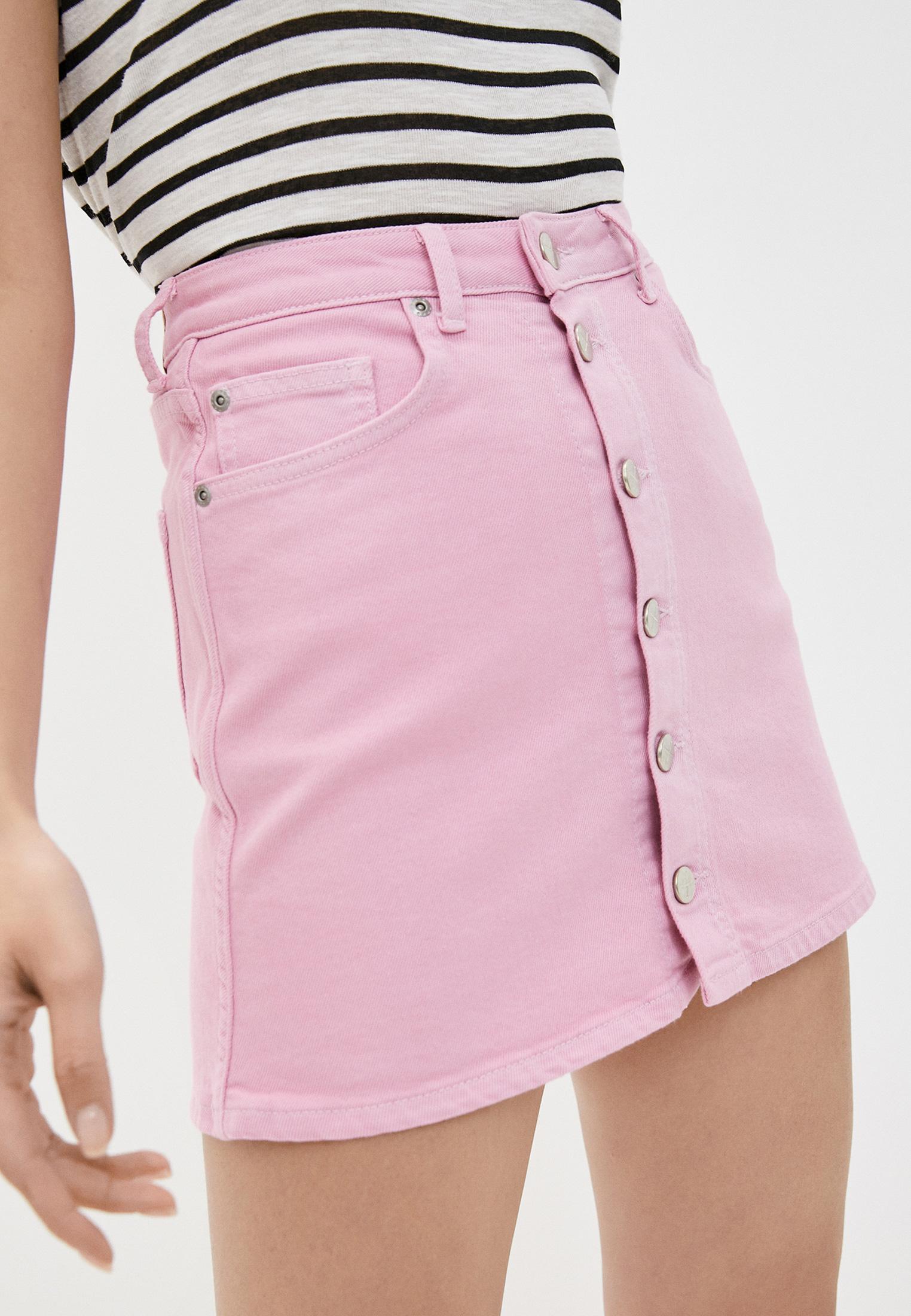 Джинсовая юбка Pepe Jeans (Пепе Джинс) PL900871