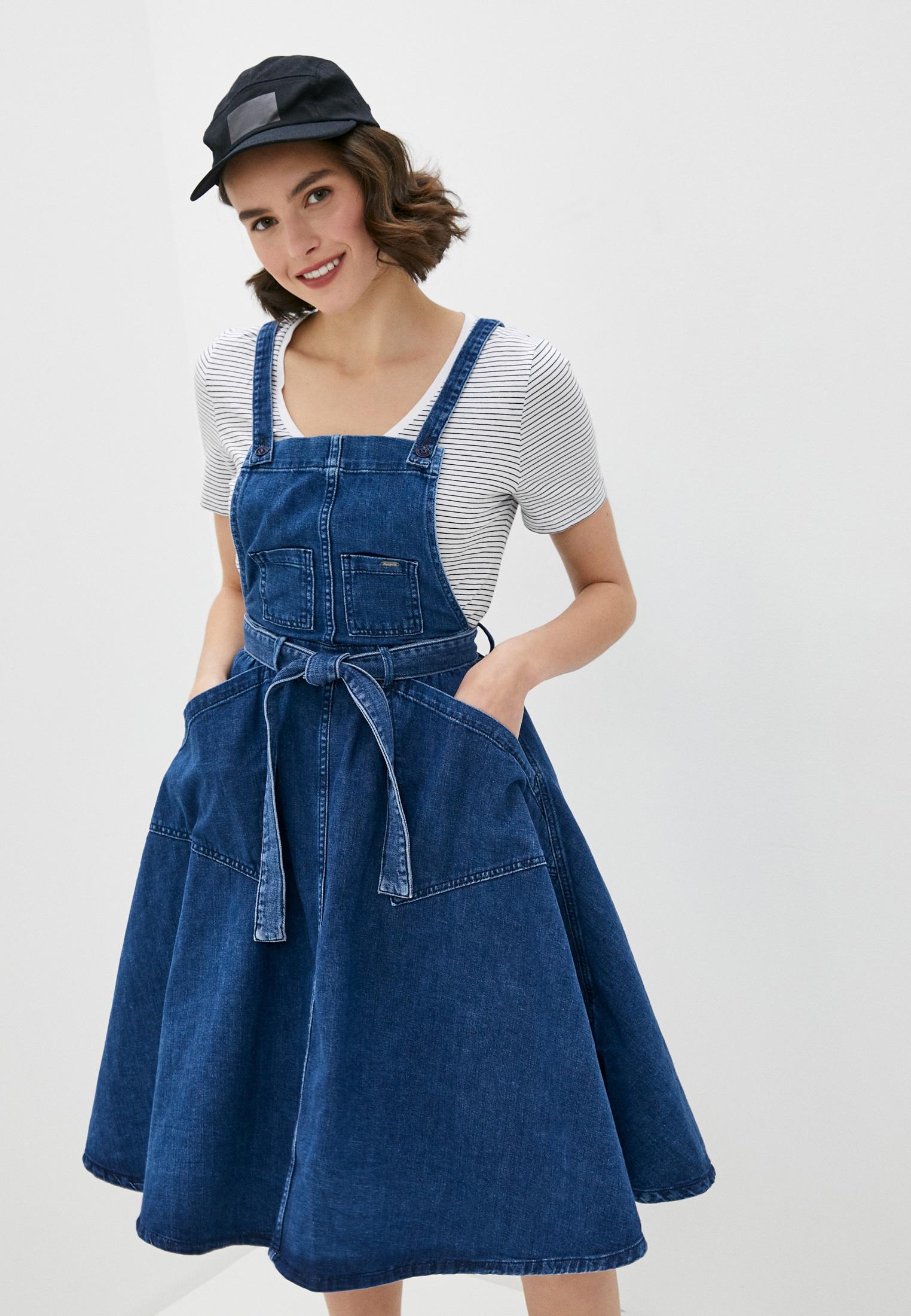 Сарафан Pepe Jeans (Пепе Джинс) PL952695