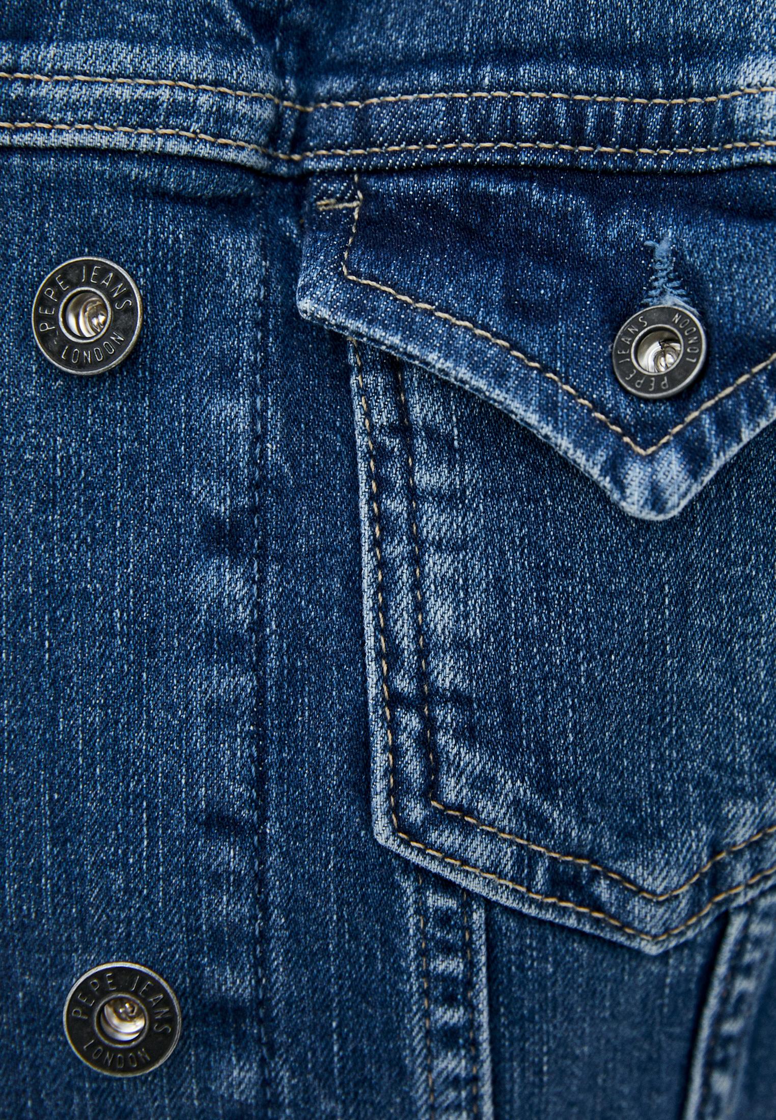 Джинсовая куртка Pepe Jeans (Пепе Джинс) PL400755CF7
