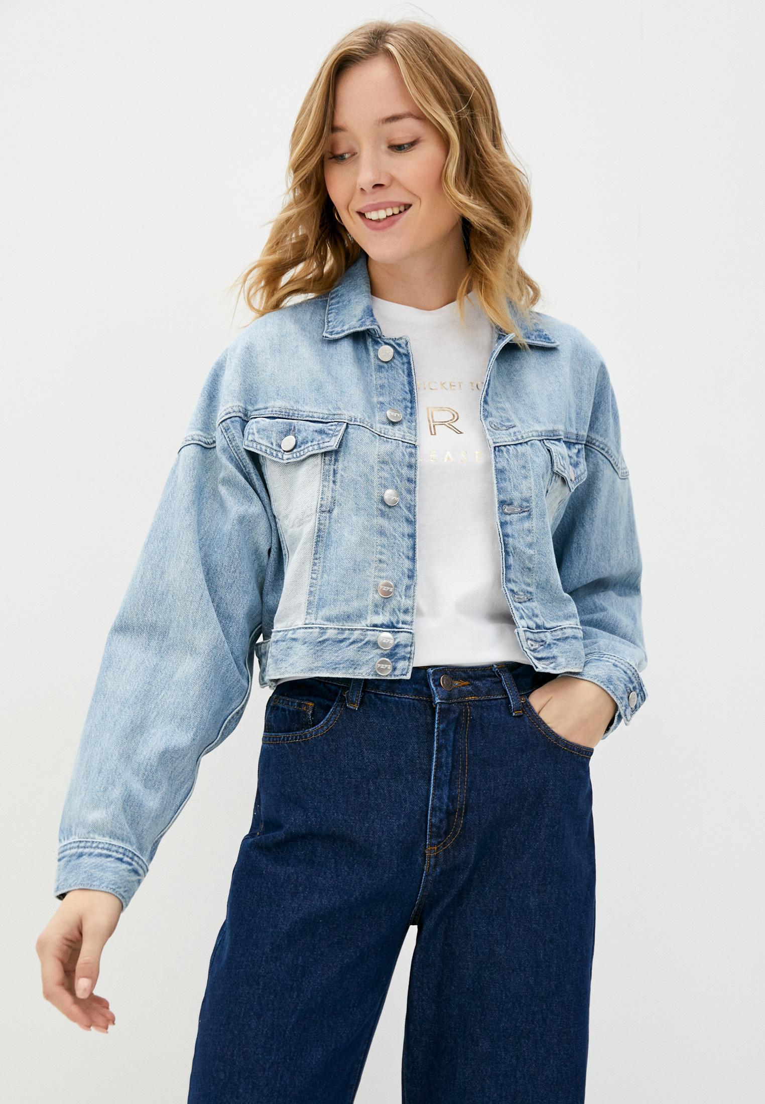 Джинсовая куртка Pepe Jeans (Пепе Джинс) PL401840